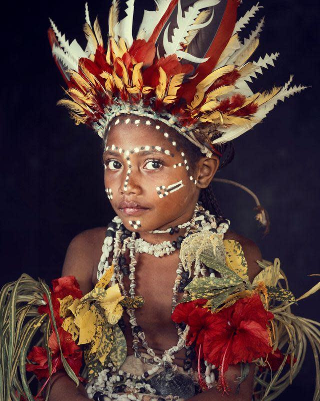 <span class=&#34;link fancybox-details-link&#34;><a href=&#34;/exhibitions/9/works/artworks4798/&#34;>View Detail Page</a></span><div class=&#34;medium&#34;>Korafe   Amuioan, Tufi, Oro province   Papua New Guinea 2017<br /> <br /> Archival print, Wooden frame with museum glass</div> <div class=&#34;dimensions&#34;>74 x 62 cm</div> <div class=&#34;edition_details&#34;>Edition 2 of 9</div>