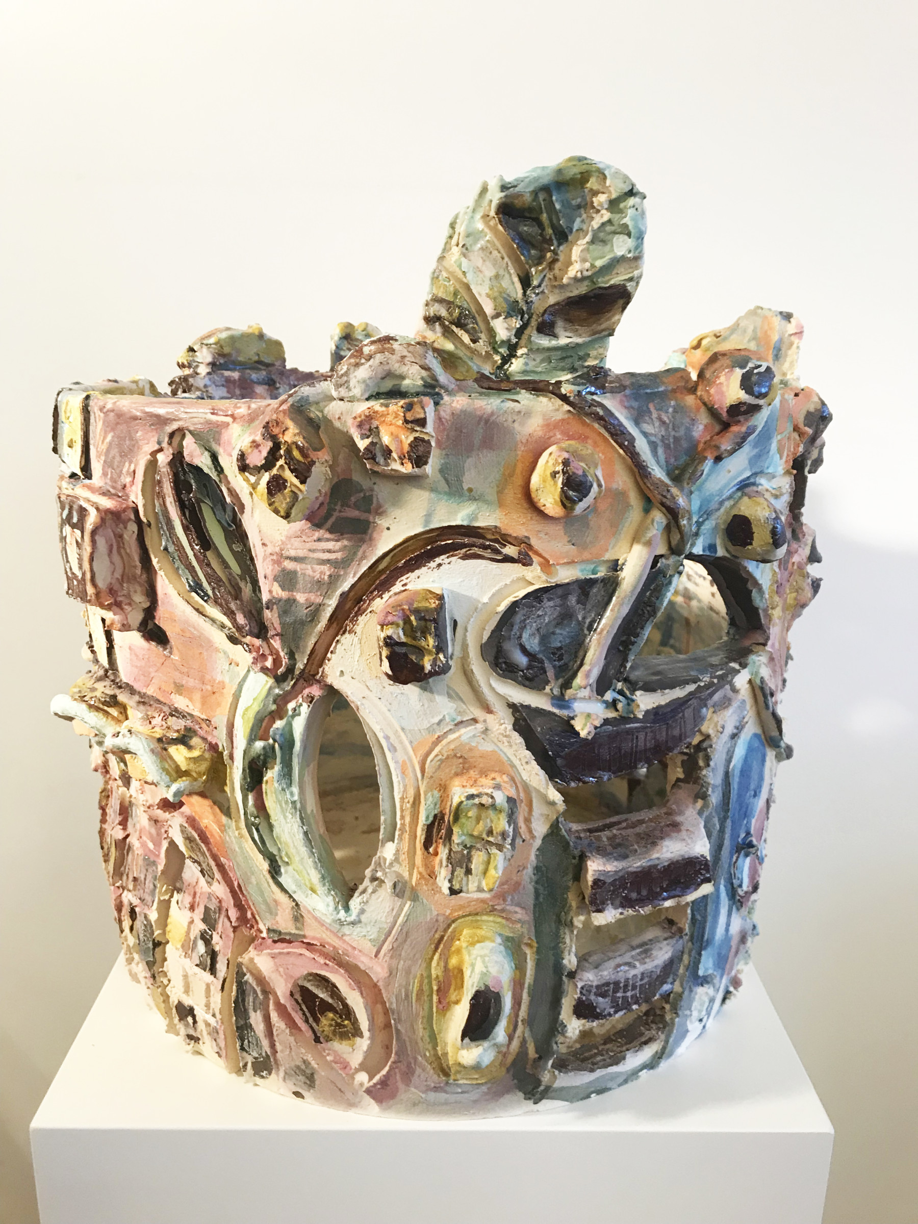 <span class=&#34;link fancybox-details-link&#34;><a href=&#34;/exhibitions/16/works/artworks5217/&#34;>View Detail Page</a></span><div class=&#34;medium&#34;>Ceramics</div> <div class=&#34;dimensions&#34;>40 x 42 cm</div>