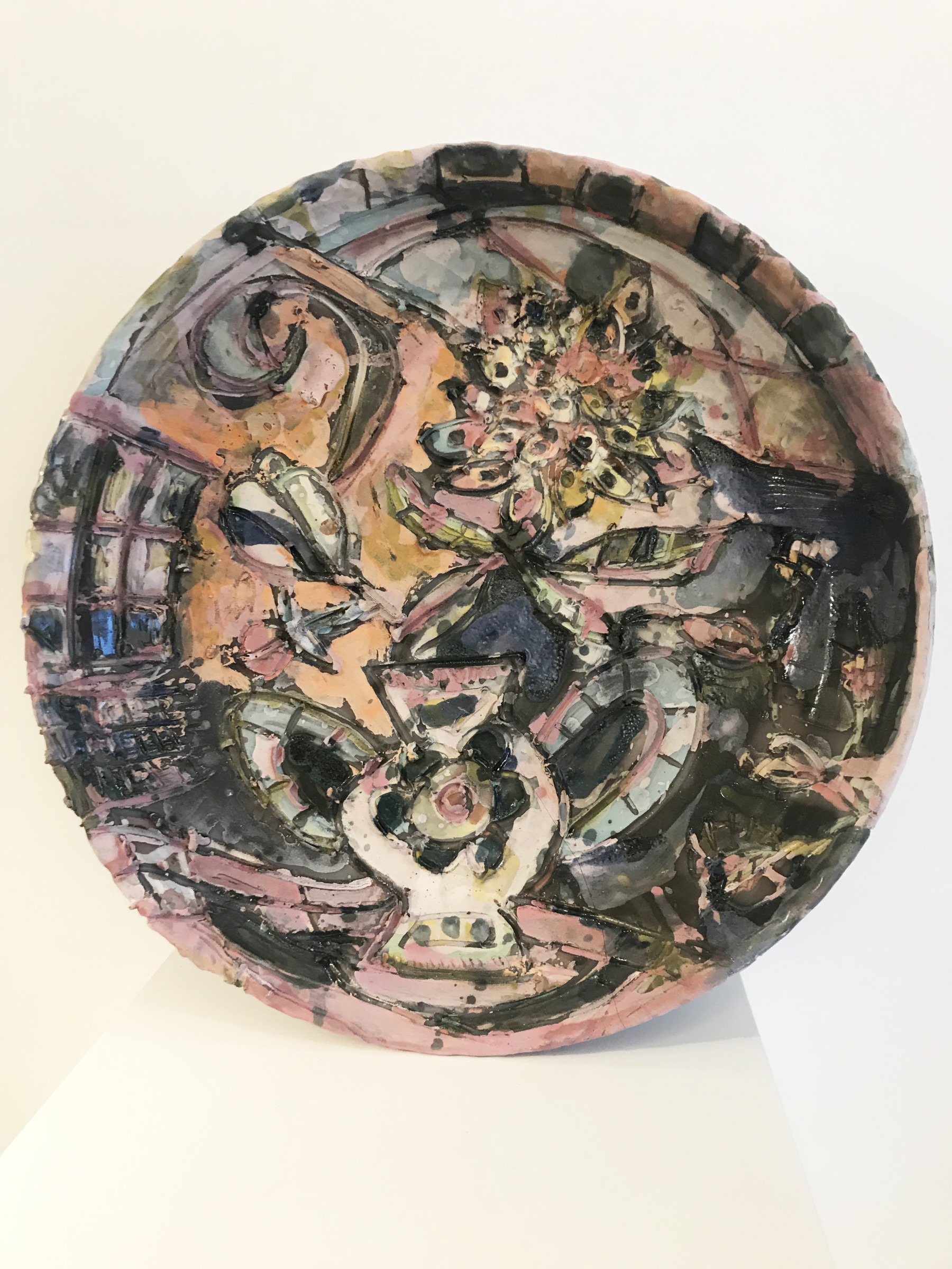 <span class=&#34;link fancybox-details-link&#34;><a href=&#34;/exhibitions/16/works/artworks5223/&#34;>View Detail Page</a></span><div class=&#34;medium&#34;>Ceramics</div> <div class=&#34;dimensions&#34;>9 x 49 cm</div>