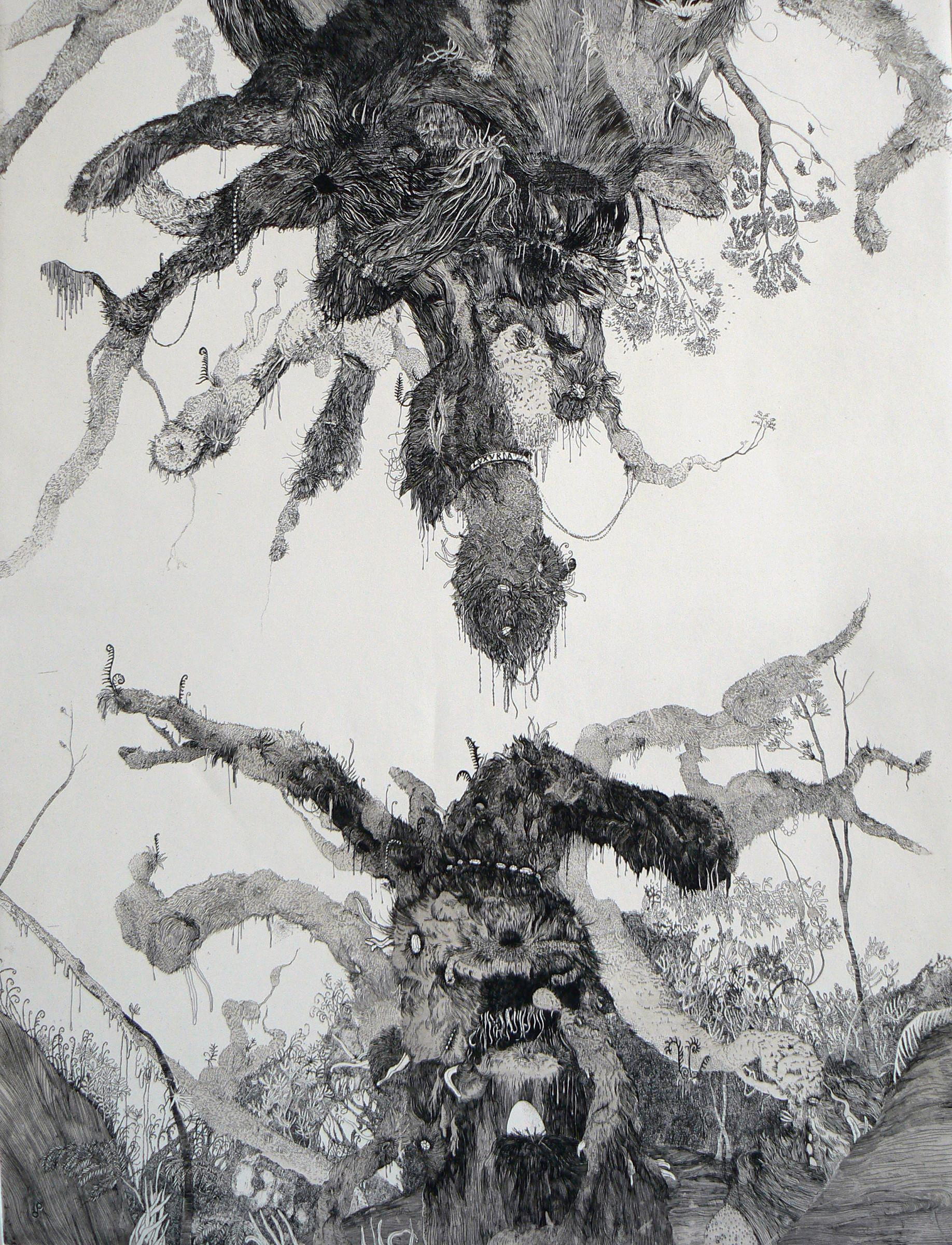 <span class=&#34;link fancybox-details-link&#34;><a href=&#34;/content/viewing-room/29/artworks864/&#34;>View Detail Page</a></span><div class=&#34;artist&#34;><strong>David Price</strong></div> b.1972<div class=&#34;title&#34;><em>Luxuria</em>, 2009</div><div class=&#34;medium&#34;>Etching - edition of 25</div><div class=&#34;dimensions&#34;>100 x 78cm</div>£ 600.00