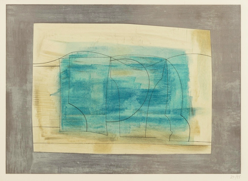 <span class=&#34;link fancybox-details-link&#34;><a href=&#34;/content/viewing-room/29/artworks835/&#34;>View Detail Page</a></span><div class=&#34;artist&#34;><strong>Ben Nicholson</strong></div> 1894-1982<div class=&#34;title&#34;><em>Still Life</em>, 1962</div><div class=&#34;signed_and_dated&#34;>Numbered 24/95 - pencil, signed in ink verso, published by Mourlot, Paris</div><div class=&#34;medium&#34;>Lithograph in colours</div><div class=&#34;dimensions&#34;>47 x 66cm </div>£ 4,800.00