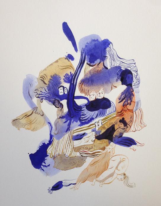 <span class=&#34;link fancybox-details-link&#34;><a href=&#34;/content/viewing-room/29/artworks511/&#34;>View Detail Page</a></span><div class=&#34;artist&#34;><strong>Jessie Makinson</strong></div> b.1985<div class=&#34;title&#34;><em>A Little Shun</em>, 2018</div><div class=&#34;medium&#34;>Watercolour & ink on paper</div><div class=&#34;dimensions&#34;>37 x 28cm </div>£ 1,500.00