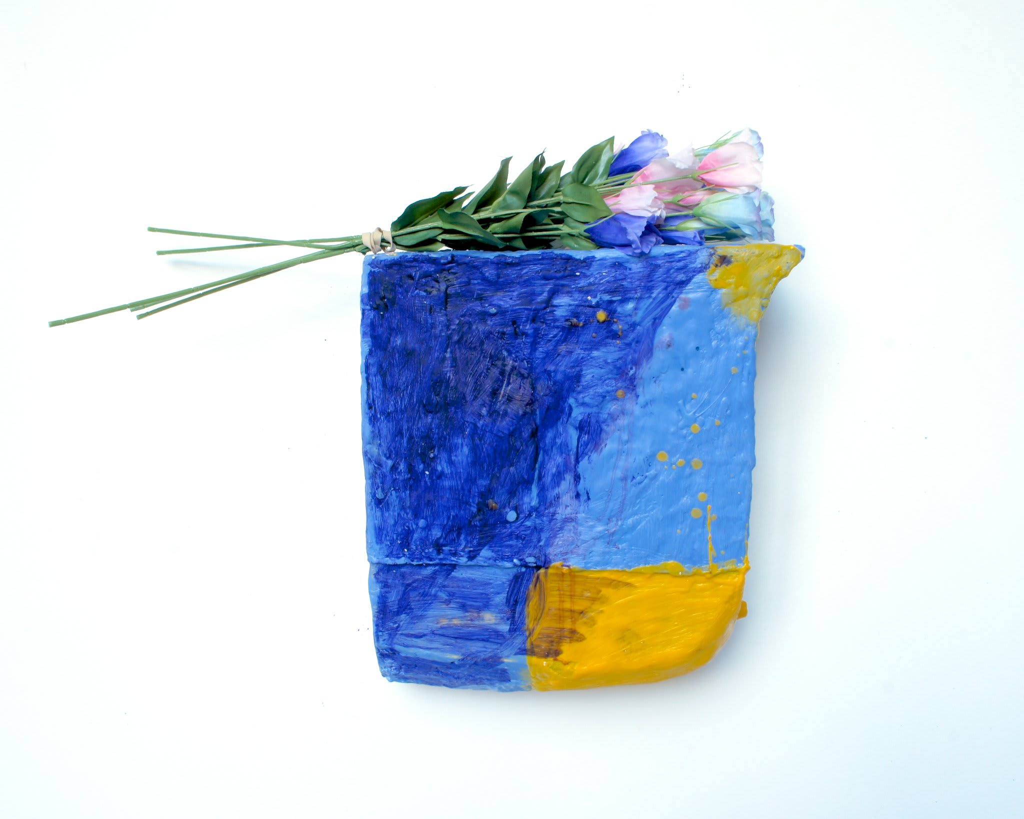 <span class=&#34;link fancybox-details-link&#34;><a href=&#34;/exhibitions/48/works/artworks8181/&#34;>View Detail Page</a></span><div class=&#34;medium&#34;>Wax, oil, foam and plastic flowers</div> <div class=&#34;dimensions&#34;>66 x 55 x 23 cm<br />26 x 21 5/8 x 9 1/8 in</div>