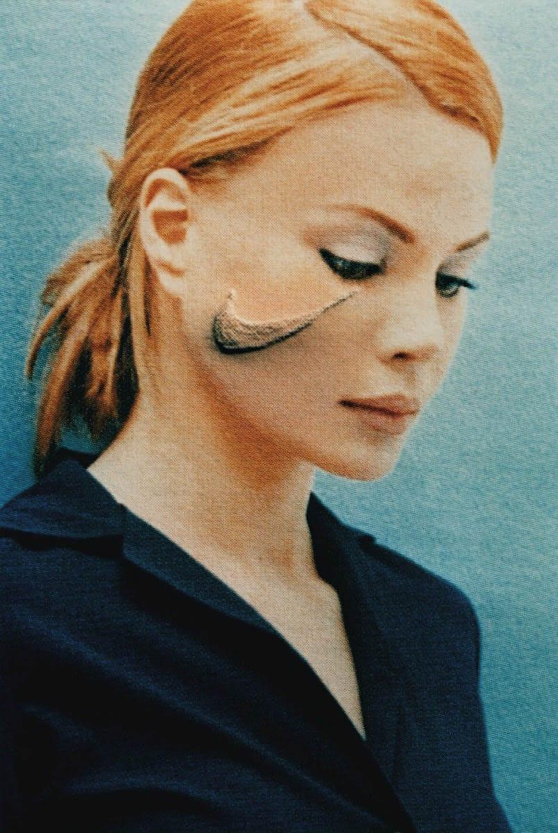 <span class=&#34;link fancybox-details-link&#34;><a href=&#34;/artists/31-daniele-buetti/works/2410/&#34;>View Detail Page</a></span><div class=&#34;artist&#34;><strong>Daniele BUETTI</strong></div> <div class=&#34;title&#34;><em>Nike</em>, 1996-2005</div> <div class=&#34;medium&#34;>C-print</div> <div class=&#34;dimensions&#34;>100 x 70 cm<br /> 39 3/8 x 27 1/2 in</div> <div class=&#34;edition_details&#34;>3</div>