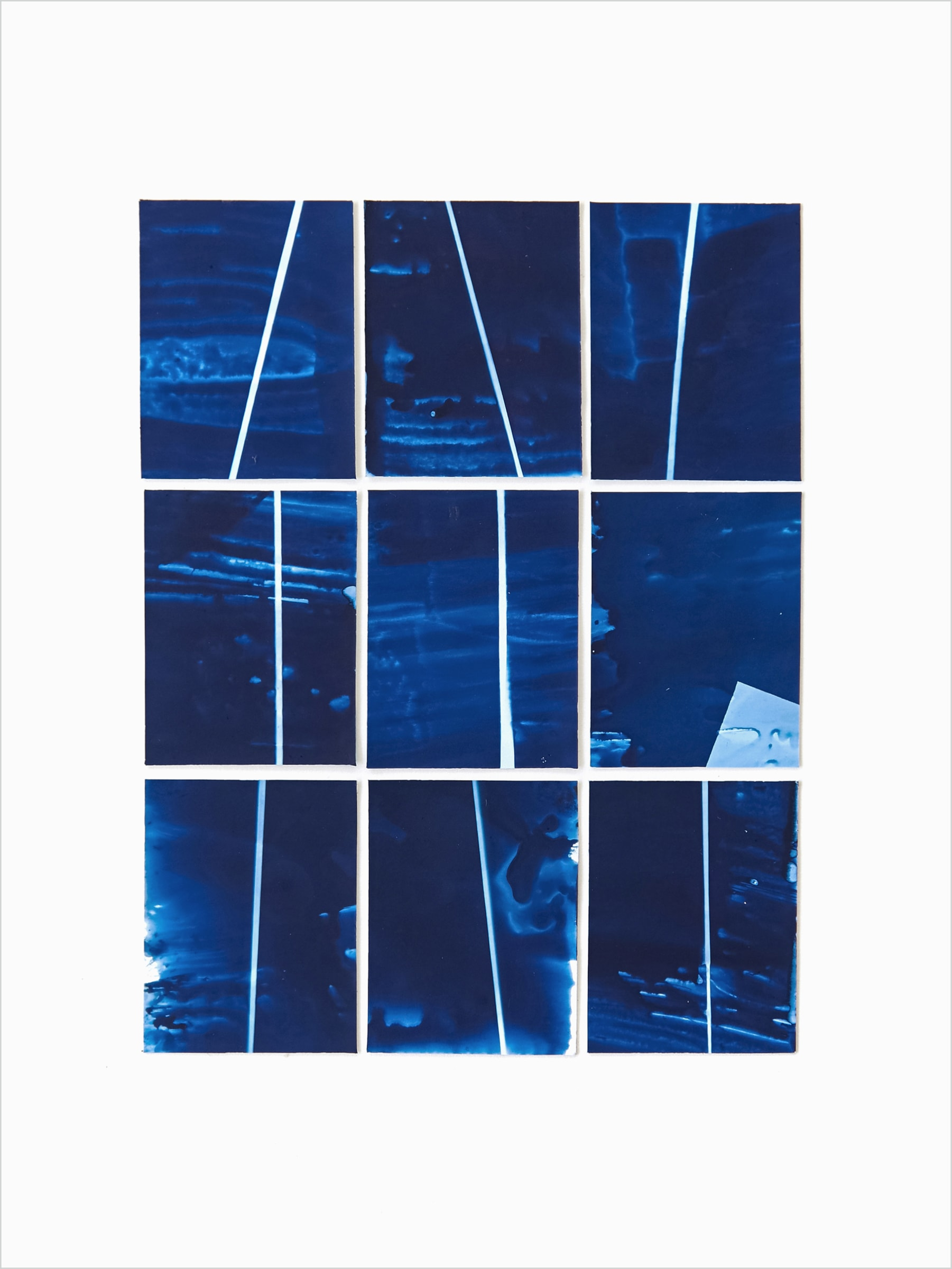"""<span class=""""link fancybox-details-link""""><a href=""""/artists/34-joanne-dugan/works/521-joanne-dugan-dune-shack-cyanotypes-4-2019/"""">View Detail Page</a></span><div class=""""artist""""><strong>Joanne Dugan</strong></div> <div class=""""title""""><em>Dune Shack Cyanotypes, #4</em>, 2019</div> <div class=""""medium"""">Cyanotype</div> <div class=""""dimensions"""">12 x 9 inches</div>"""