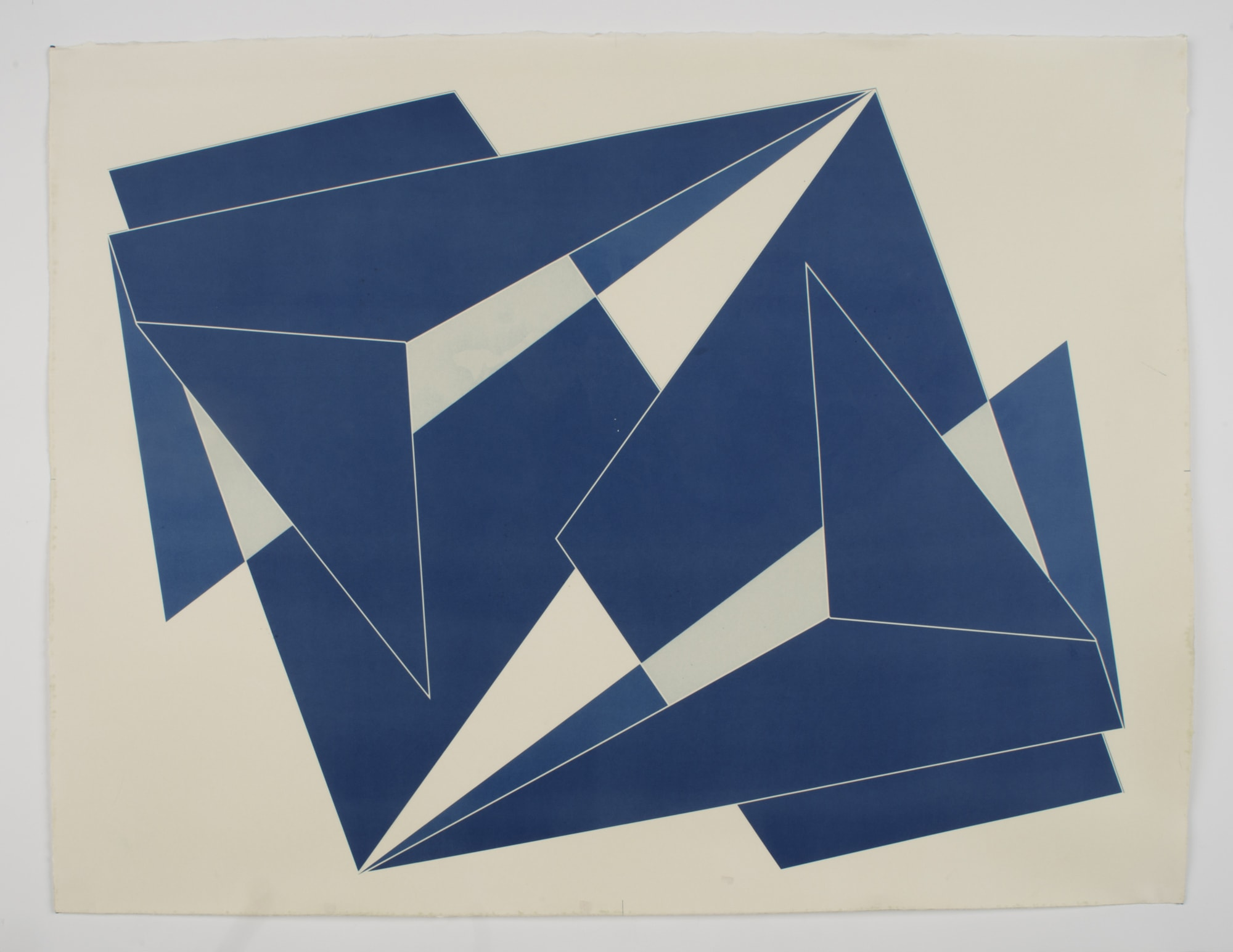 "<span class=""link fancybox-details-link""><a href=""/content/feature/165/artworks691/"">View Detail Page</a></span><div class=""medium"">Cyanotype on cotton rag paper<br /> Framed<br /> Unique</div> <div class=""dimensions"">76.2 x 61 cm<br /> 30 x 24 in</div>"