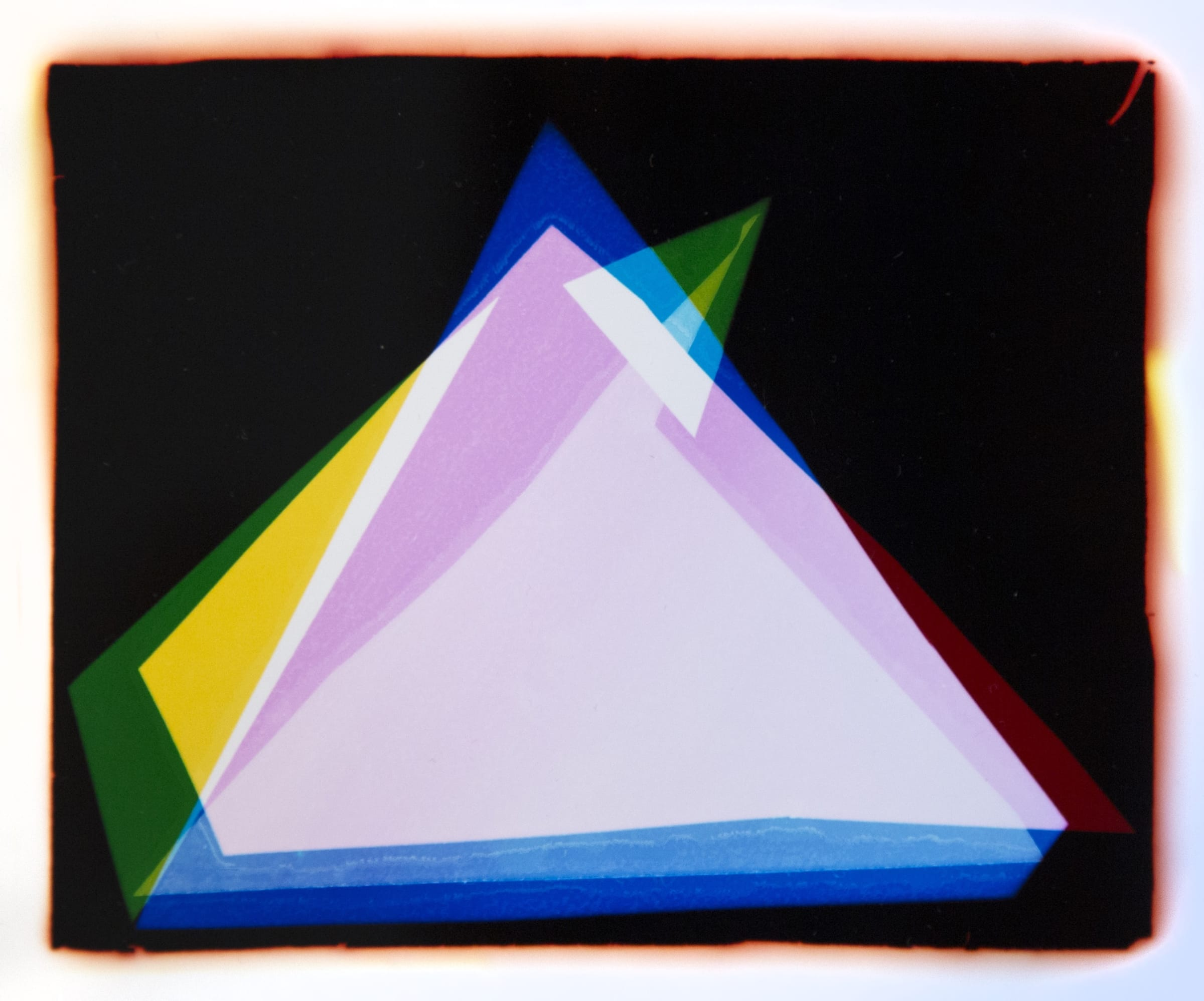 "<span class=""link fancybox-details-link""><a href=""/artists/26-liz-nielsen/works/353-liz-nielsen-pyramid-dimension-2019/"">View Detail Page</a></span><div class=""artist""><strong>Liz Nielsen</strong></div> <div class=""title""><em>Pyramid Dimension</em>, 2019</div> <div class=""medium"">Analogue Chromogenic Photogram on Fujiflex<br /> Unique</div> <div class=""dimensions"">10.2 x 12.7 cm<br /> 4 x 5 in<br /> Print only</div><div class=""copyright_line"">Copyright Liz Nielsen</div>"