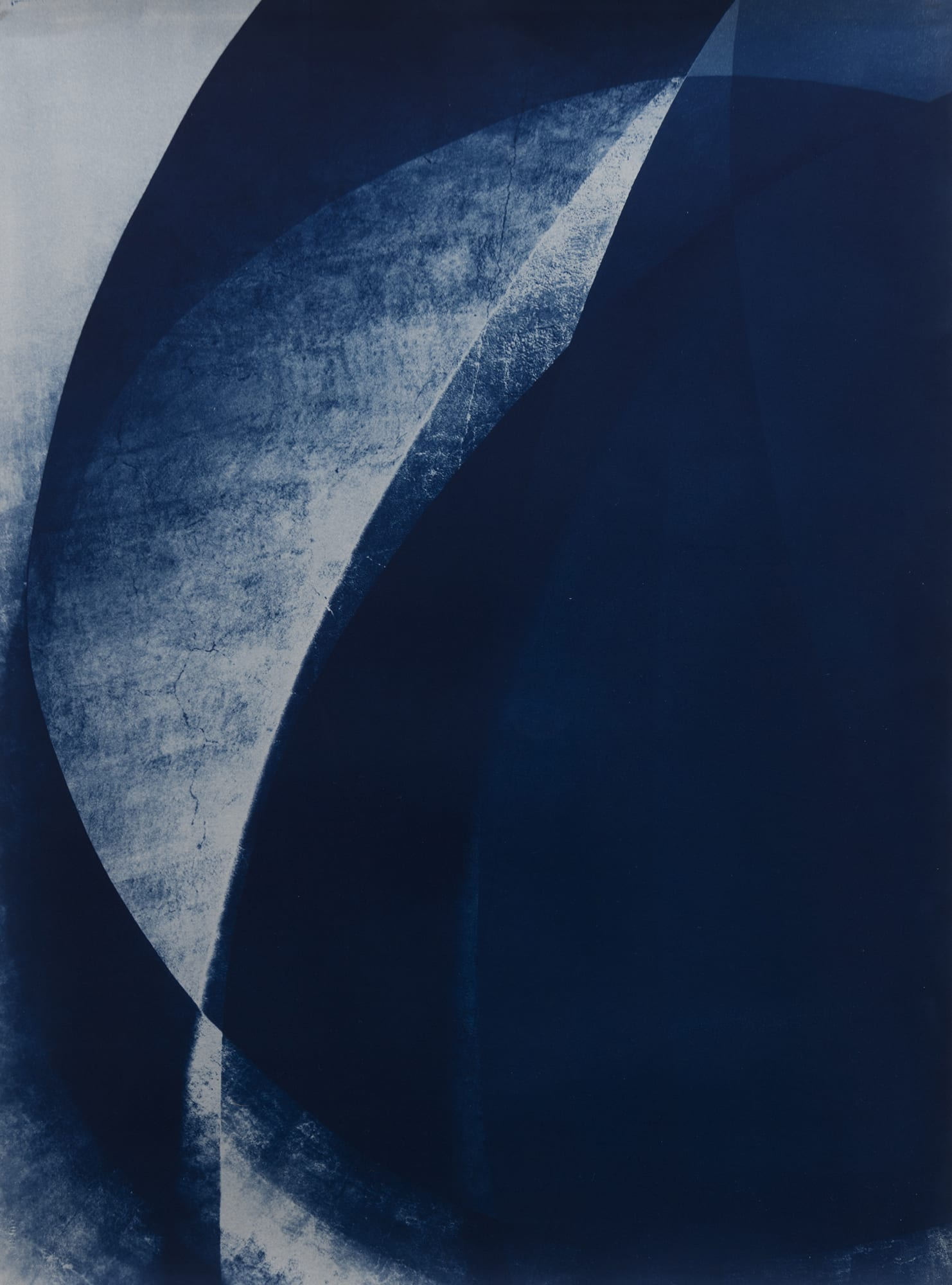 "<span class=""link fancybox-details-link""><a href=""/content/feature/145/artworks687/"">View Detail Page</a></span><div class=""medium"">Cyanotype on cotton rag paper<br /> Framed</div> <div class=""dimensions"">76.2 x 61 cm<br /> 30 x 24 1/8 in</div> <div class=""edition_details"">Edition of 3 + 2 Artist Proofs</div>"