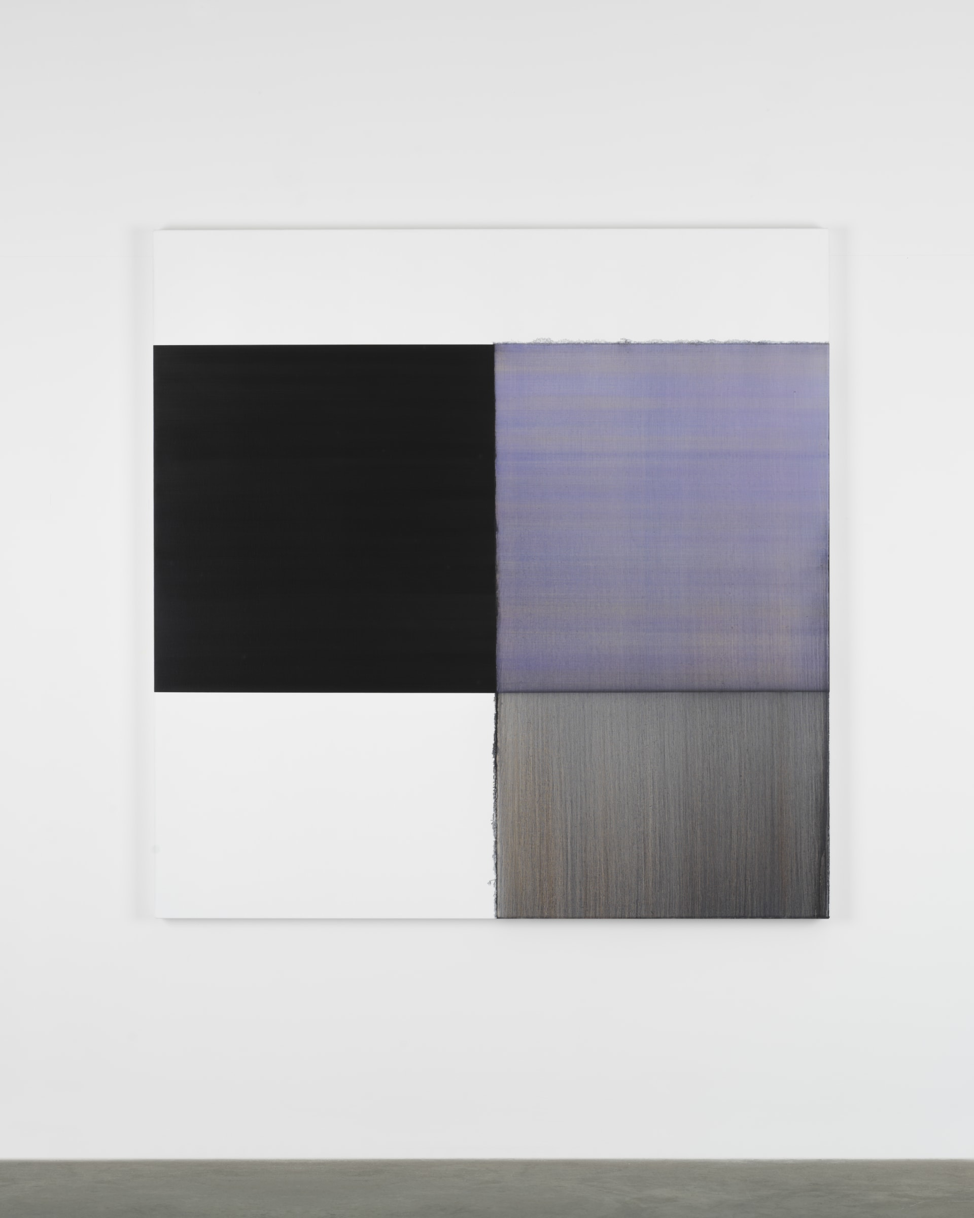 "<span class=""link fancybox-details-link""><a href=""/artists/33-callum-innes/works/16313/"">View Detail Page</a></span><div class=""artist""><strong>CALLUM INNES</strong></div> <div class=""title""><em>Exposed Painting Blue Violet</em>, 2019</div> <div class=""medium"">oil on linen</div> <div class=""dimensions"">160 x 157 cm<br /> 63 x 61 3/4 in</div><div class=""copyright_line"">Copyright The Artist</div>"