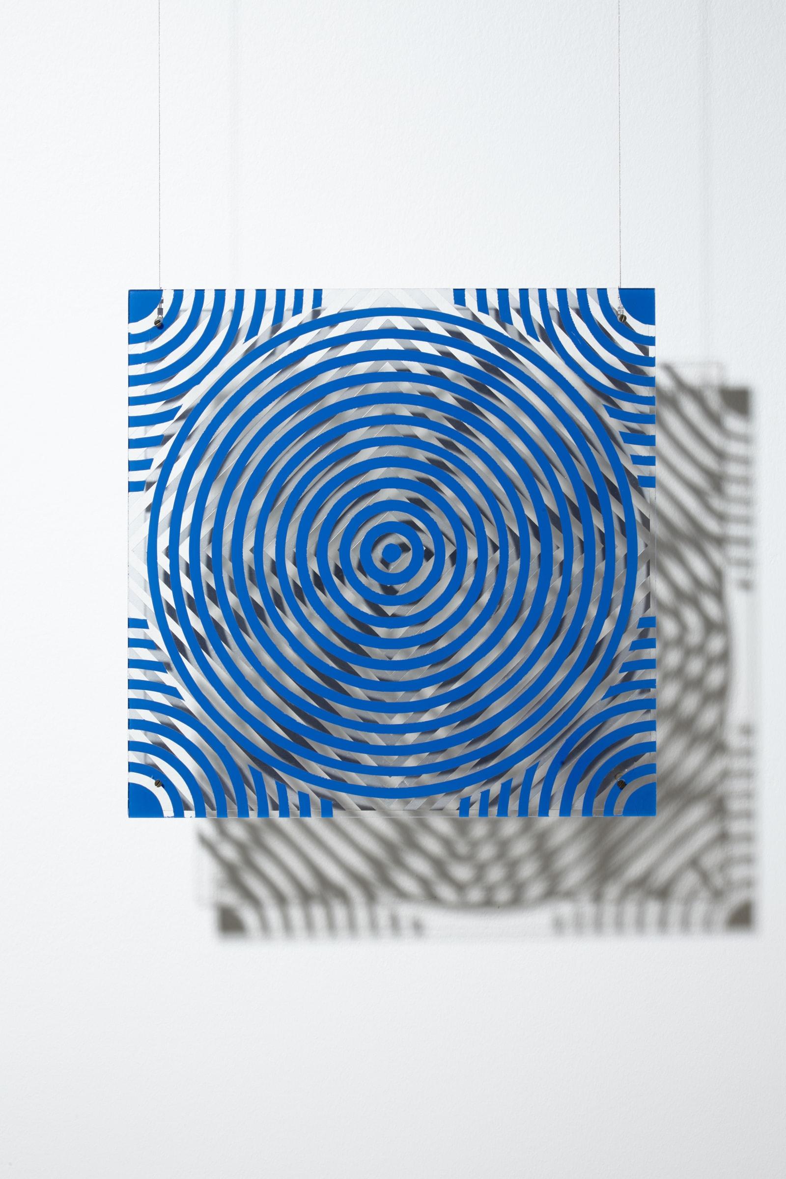 "<span class=""link fancybox-details-link""><a href=""/exhibitions/171/works/artworks16027/"">View Detail Page</a></span><div class=""artist""><strong>Eyborg Guðmundsdóttir</strong></div><div class=""title""><em>Untitled </em>, 1974</div><div class=""medium"">acrylic on 2 pieces of square cut perspex</div><div class=""dimensions"">50 x 50 cm</div>"