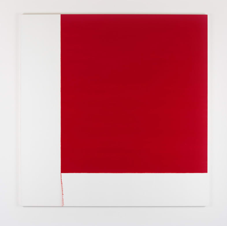 "<span class=""link fancybox-details-link""><a href=""/artists/33-callum-innes/works/14959/"">View Detail Page</a></span><div class=""artist""><strong>CALLUM INNES</strong></div> <div class=""title""><em>Exposed Painting Cadmium Deep</em>, 2017</div> <div class=""medium"">oil on linen</div> <div class=""dimensions"">235 x 230 cm<br /> 92 1/2 x 90 1/2 in</div>"