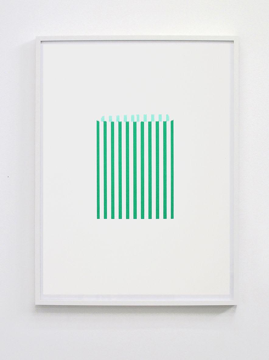 "<span class=""link fancybox-details-link""><a href=""/exhibitions/133/works/artworks13562/"">View Detail Page</a></span><div class=""artist""><strong> Caroline Mccarthy</strong></div><div class=""title""><em>Summer</em>, 2011</div><div class=""signed_and_dated"">Frátekið f. Ólöfu Skaftad. 01.08.15 AJF</div><div class=""medium"">two colour screenprint on paper</div><div class=""dimensions"">framed: 63,5 x 48,5 cm</div><div class=""edition_details""></div>"