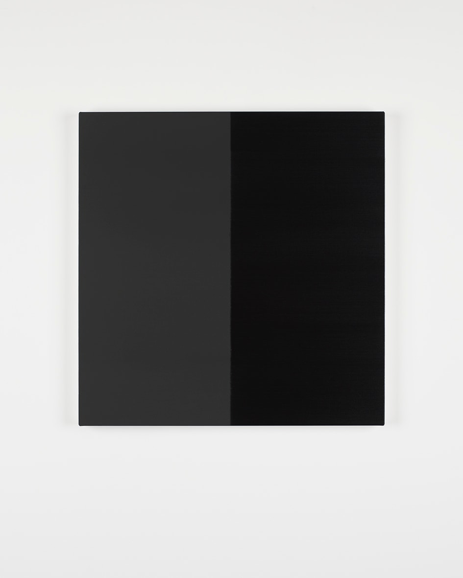 """<span class=""""link fancybox-details-link""""><a href=""""/exhibitions/151/works/artworks12407/"""">View Detail Page</a></span><div class=""""artist""""><strong>CALLUM INNES</strong></div><div class=""""title""""><em>Untitled No. 4 2016 Lamp Black</em>, 2016</div><div class=""""signed_and_dated"""">signed verso and certificate</div><div class=""""medium"""">oil on linen</div><div class=""""dimensions"""">82.0 x 80.0 cm<br>32 1/4 x 31 3/8 in</div>"""