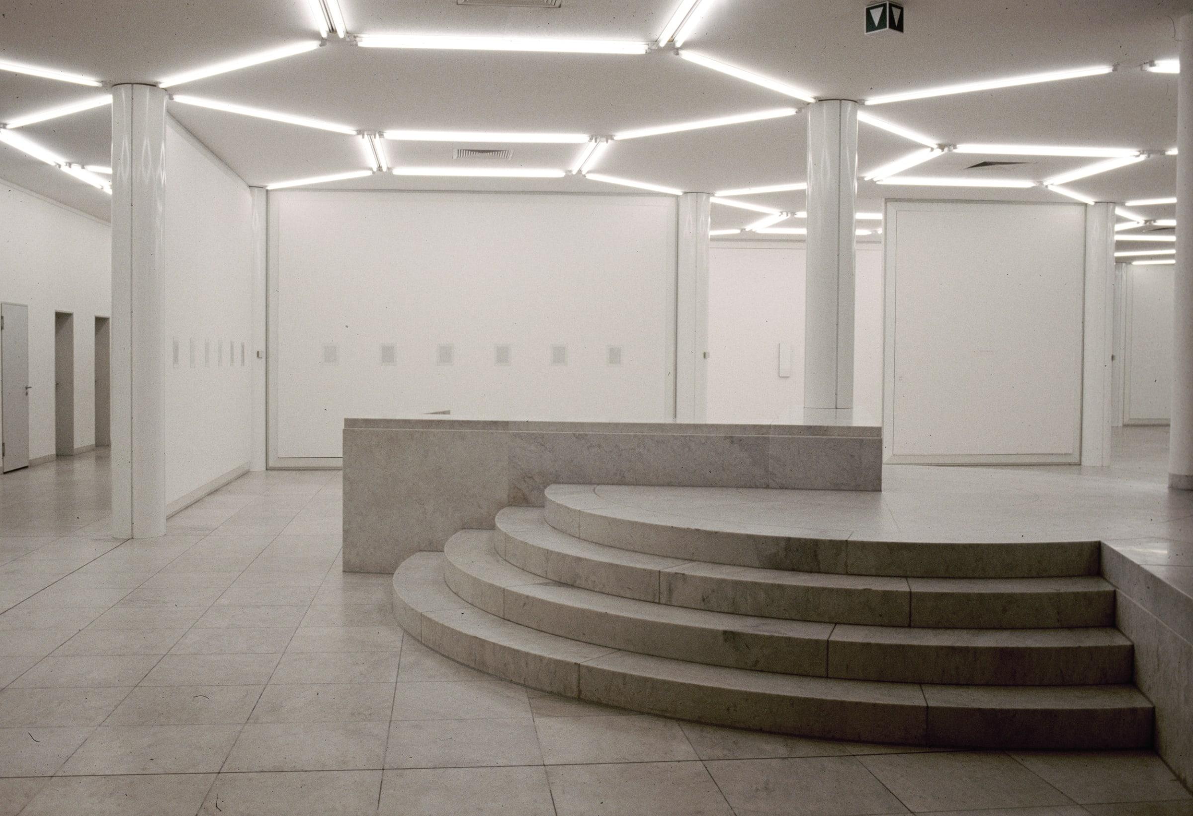 "<span class=""link fancybox-details-link""><a href=""/artists/130-ingolfur-arnarsson/works/15282/"">View Detail Page</a></span><div class=""artist""><strong>INGÓLFUR ARNARSSON</strong></div> 1995 <div class=""medium"">Installation view at Städtisches Museum Abteiberg, Mönchengladbach, Germany</div>"