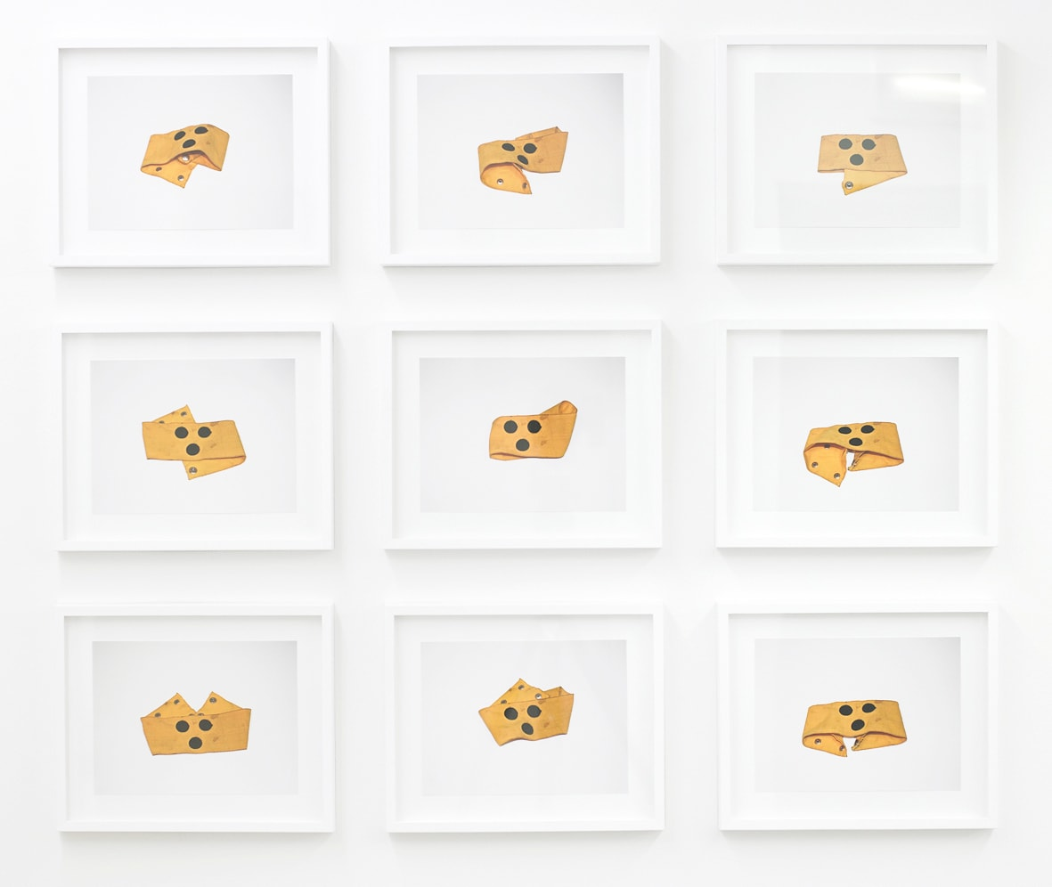 "<span class=""link fancybox-details-link""><a href=""/artists/129-birgir-andresson/works/13554/"">View Detail Page</a></span><div class=""artist""><strong>BIRGIR ANDRÉSSON</strong></div> <div class=""title""><em>Self Portrait as a Seeing Eye Dog </em>, 2007</div> <div class=""medium"">giclee print on paper</div> <div class=""dimensions"">9 units, 15 x 20 cm each<br /> framed: 22 x 27 cm each</div> <div class=""edition_details""></div>"