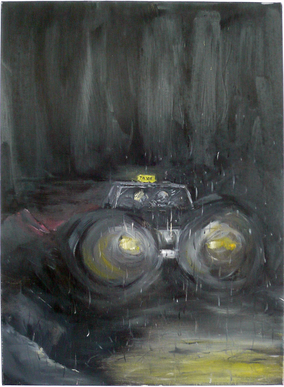 "<span class=""link fancybox-details-link""><a href=""/exhibitions/93/works/artworks4664/"">View Detail Page</a></span><div class=""artist""><strong>RAGNAR KJARTANSSON</strong></div><div class=""title""><em>Guilt Trip (Girl in a Taxi)</em>, 2006</div><div class=""medium"">oil on canvas / olía á striga</div><div class=""dimensions"">70.0 x 50.0 cm<br>27 1/2 x 19 5/8 in</div>"