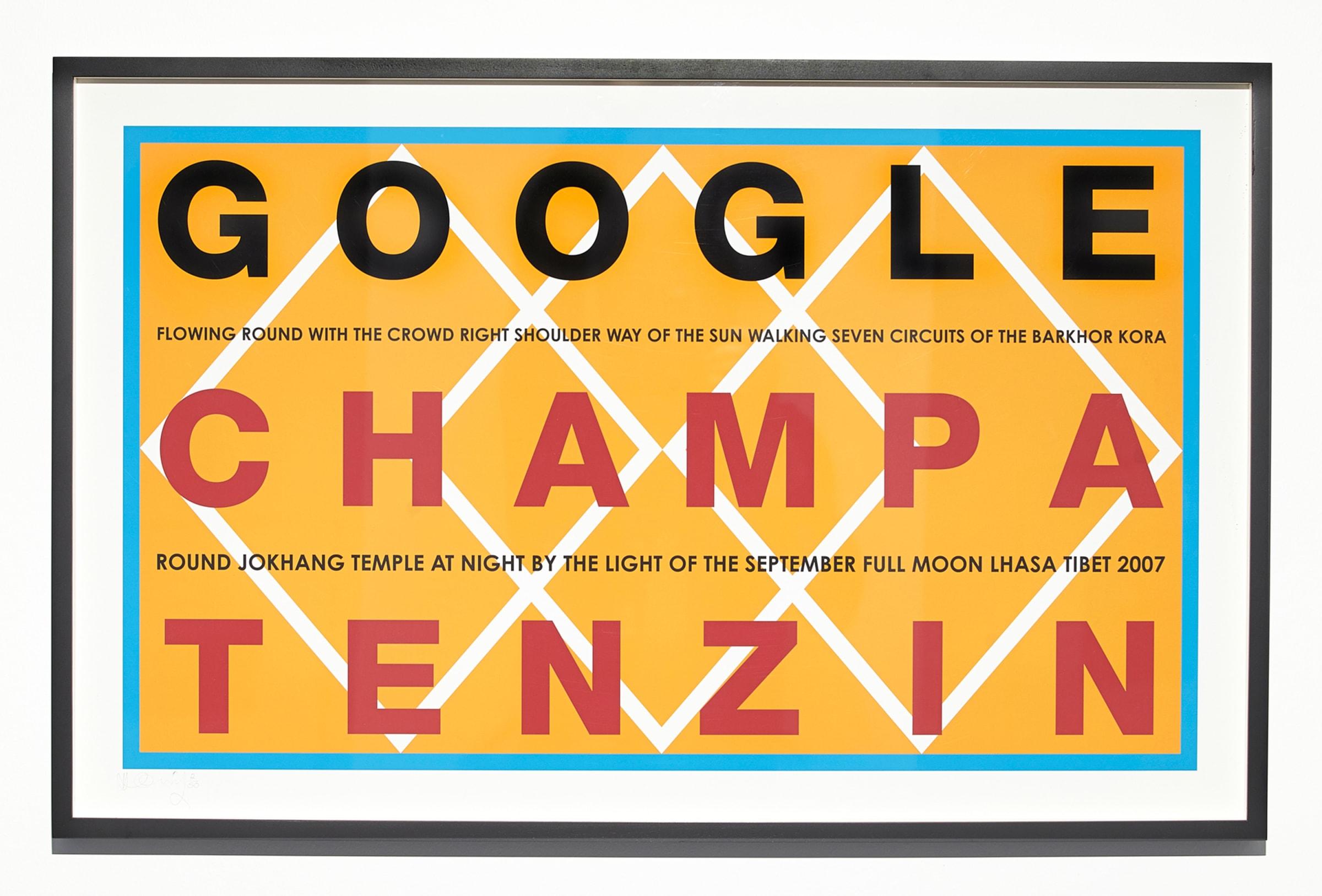 "<span class=""link fancybox-details-link""><a href=""/exhibitions/131/works/artworks9226/"">View Detail Page</a></span><div class=""artist""><strong>HAMISH FULTON</strong></div><div class=""title""><em>Google Champa Tenzin, Tibet</em>, 2007</div><div class=""medium"">print</div><div class=""dimensions"">48.0 x 75.0 x 4.0 cm<br>18 5/16 x 29 3/16 x 1 3/16 in</div><div class=""edition_details""></div>"