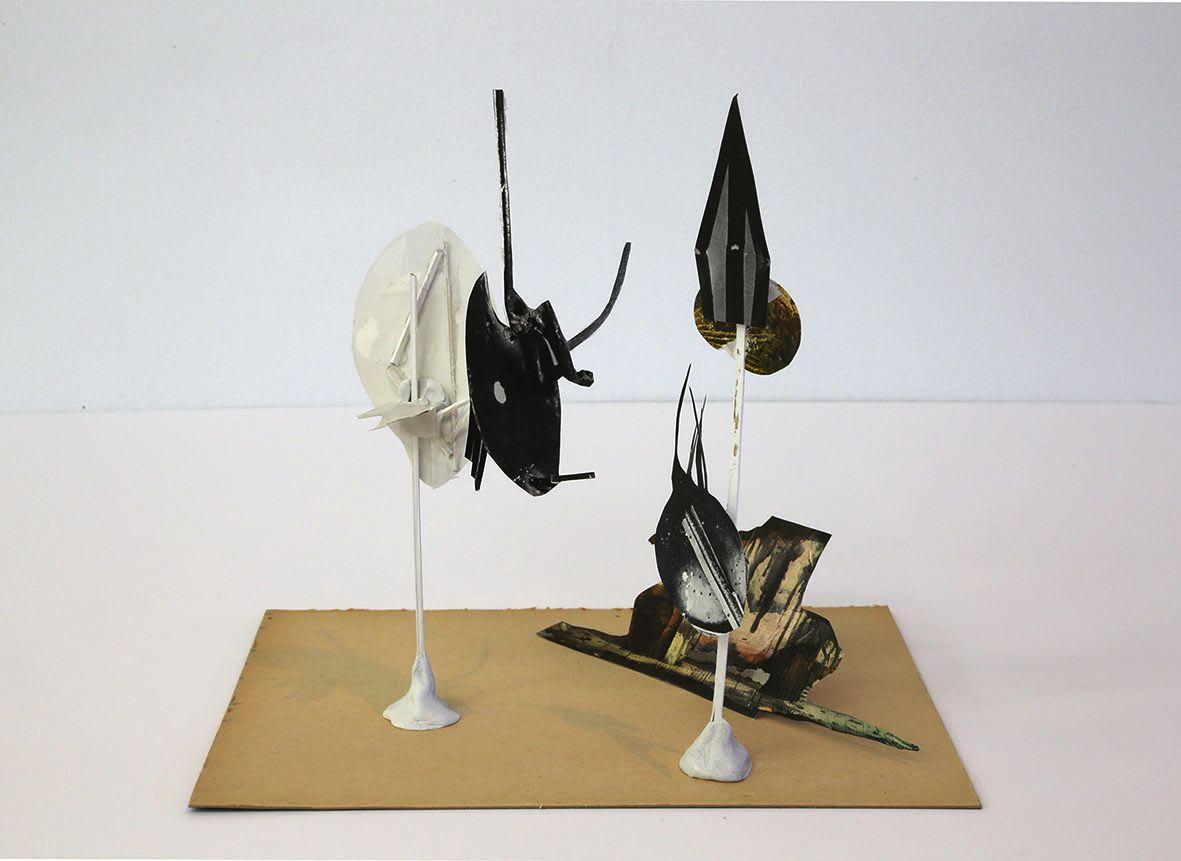 "<span class=""link fancybox-details-link""><a href=""/exhibitions/133/works/artworks9430/"">View Detail Page</a></span><div class=""artist""><strong> Geoffrey Farmer</strong></div><div class=""title""><em>Universal Sculpture Series 1</em>, 2013</div><div class=""medium"">paper, glue, putty</div><div class=""dimensions"">20.3 x 12.7 x 17.8 cm<br>7 15/16 x 5 x 7 in</div>"