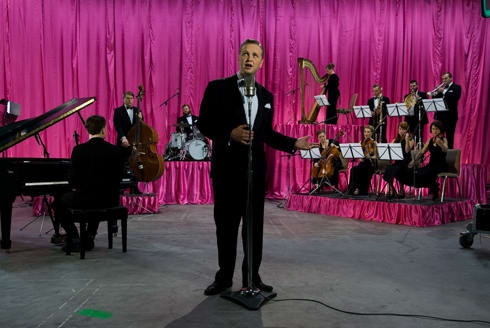 "<span class=""link fancybox-details-link""><a href=""/artists/35-ragnar-kjartansson/works/13958/"">View Detail Page</a></span><div class=""artist""><strong>RAGNAR KJARTANSSON</strong></div> <div class=""title""><em>God</em>, 2007</div> <div class=""medium"">single-channel video with sound, pink curtains<br /> </div> <div class=""dimensions"">30 minutes</div> <div class=""edition_details"">Edition of 3 plus 2 artist's proofs</div>"