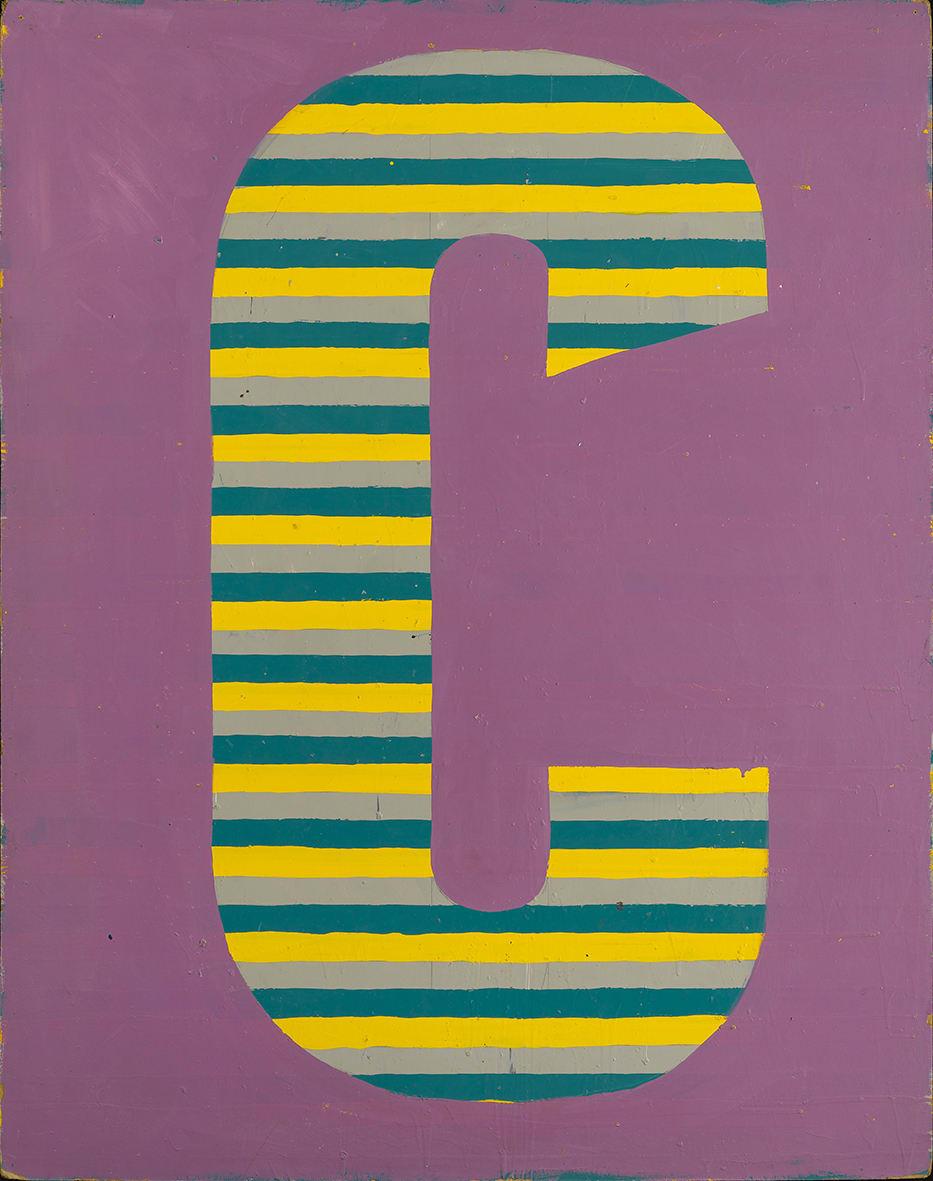 "<span class=""link fancybox-details-link""><a href=""/exhibitions/143/works/artworks10999/"">View Detail Page</a></span><div class=""artist""><strong> Poul Gernes</strong></div><div class=""title""><em>Untitled (C)</em>, 1965</div><div class=""medium"">enamel paint on masonite</div><div class=""dimensions"">160.0 x 132.0 cm<br>62 15/16 x 51 15/16 in</div>"