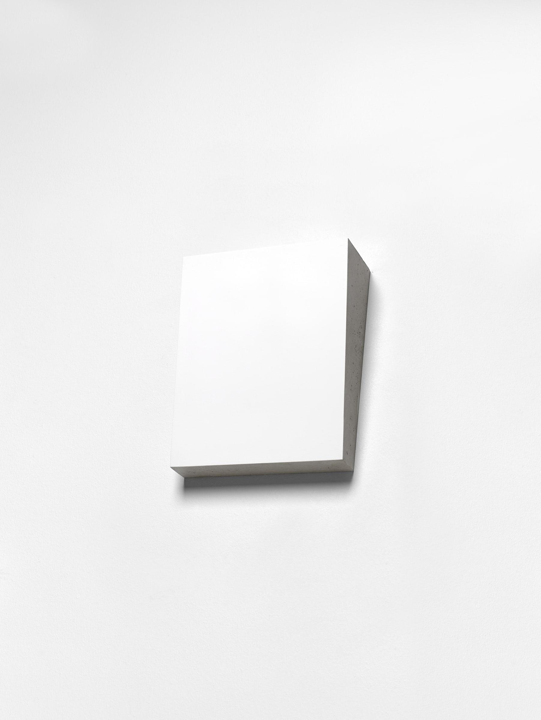 "<span class=""link fancybox-details-link""><a href=""/exhibitions/136/works/artworks13602/"">View Detail Page</a></span><div class=""artist""><strong>INGÓLFUR ARNARSSON</strong></div><div class=""title""><em>Untitled 12</em>, 2013</div><div class=""medium"">concrete, primer, watercolour (white)</div><div class=""dimensions"">30.0 x 25.0 x 10.0 cm<br>11 3/4 x 9 13/16 x 3 7/8 in</div><div class=""edition_details""></div>"