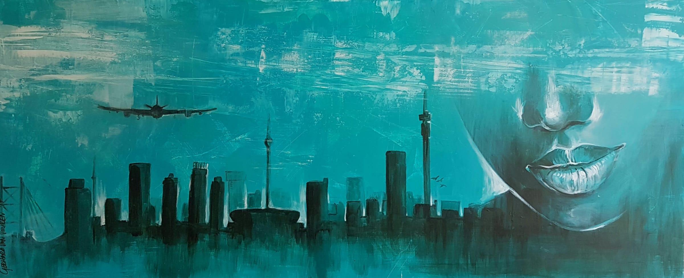 <span class=&#34;link fancybox-details-link&#34;><a href=&#34;/artworks/categories/121/3019-gerhard-van-vuuren-jozi-s-whisper-2016/&#34;>View Detail Page</a></span><div class=&#34;artist&#34;><strong>Gerhard Van Vuuren</strong></div> <div class=&#34;title&#34;><em>Jozi's Whisper</em>, 2016</div> <div class=&#34;medium&#34;>Acrylic On Board</div> <div class=&#34;dimensions&#34;>62cm x 150cm</div><div class=&#34;price&#34;>R12,000.00</div>