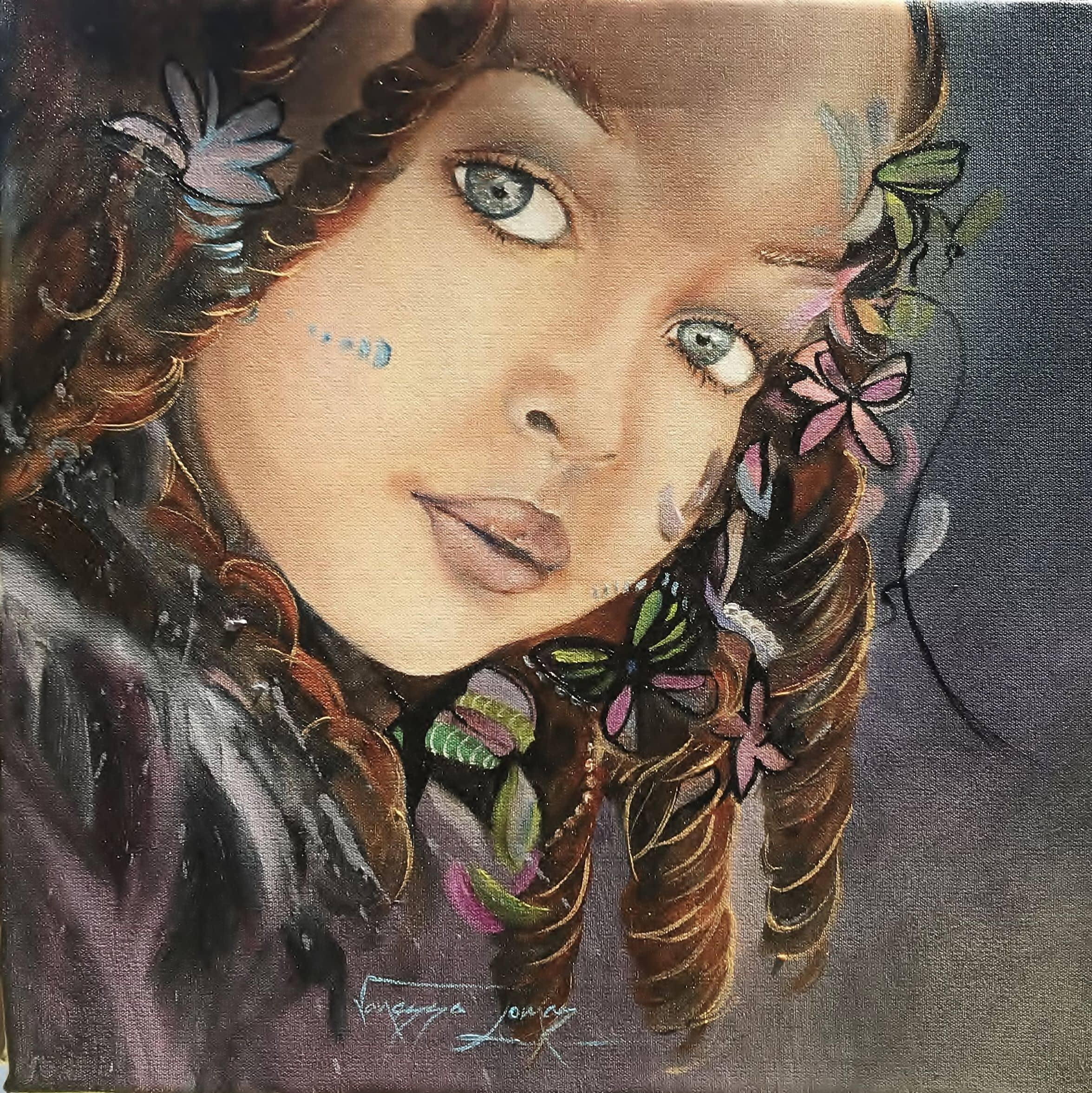 <span class=&#34;link fancybox-details-link&#34;><a href=&#34;/artists/77-vanessa-lomas/works/3095-vanessa-lomas-the-forest-child-2018/&#34;>View Detail Page</a></span><div class=&#34;artist&#34;><strong>Vanessa Lomas</strong></div> <div class=&#34;title&#34;><em>The Forest Child</em>, 2018</div> <div class=&#34;medium&#34;>Oil On Canvas</div> <div class=&#34;dimensions&#34;>40cm x 40cm</div><div class=&#34;price&#34;>R3,500.00</div>