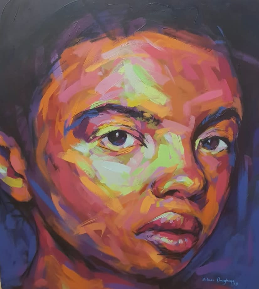 <span class=&#34;link fancybox-details-link&#34;><a href=&#34;/artists/39-solomon-omogboye/works/2008-solomon-omogboye-looking-through-2018/&#34;>View Detail Page</a></span><div class=&#34;artist&#34;><strong>Solomon Omogboye</strong></div> <div class=&#34;title&#34;><em>Looking Through</em>, 2018</div> <div class=&#34;medium&#34;>Acrylic On Canvas</div> <div class=&#34;dimensions&#34;>90cm x 100cm</div><div class=&#34;price&#34;>R18,000.00</div>