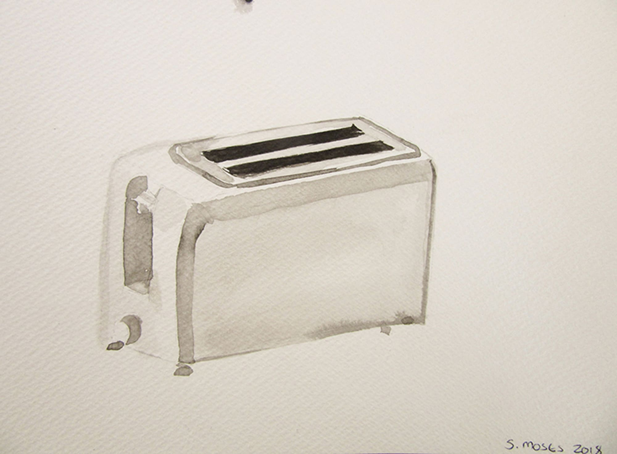 <span class=&#34;link fancybox-details-link&#34;><a href=&#34;/artists/49-sharon-moses/works/2500-sharon-moses-jolt-2018/&#34;>View Detail Page</a></span><div class=&#34;artist&#34;><strong>Sharon Moses</strong></div> <div class=&#34;title&#34;><em>Jolt</em>, 2018</div> <div class=&#34;medium&#34;>Ink On 300Gsm Cold Pressed Acid-Free Paper</div> <div class=&#34;dimensions&#34;>14.8cm x 21cm</div><div class=&#34;price&#34;>R500.00</div>