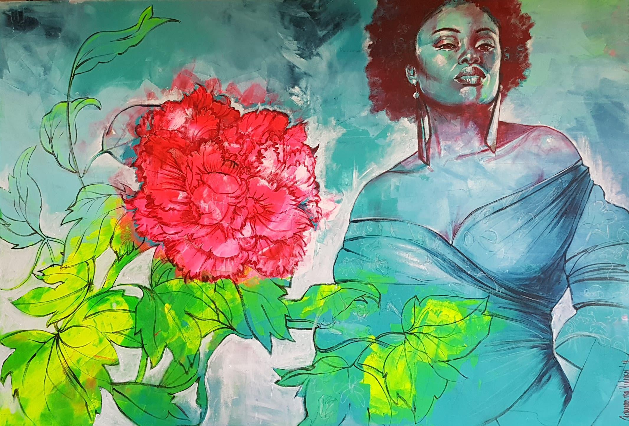 <span class=&#34;link fancybox-details-link&#34;><a href=&#34;/artworks/categories/121/2930-gerhard-van-vuuren-imbali-flower-2018/&#34;>View Detail Page</a></span><div class=&#34;artist&#34;><strong>Gerhard Van Vuuren</strong></div> <div class=&#34;title&#34;><em>Imbali (Flower)</em>, 2018</div> <div class=&#34;medium&#34;>Acrylic On Canvas</div> <div class=&#34;dimensions&#34;>150cm x 220cm x 5cm</div><div class=&#34;price&#34;>R26,900.00</div>