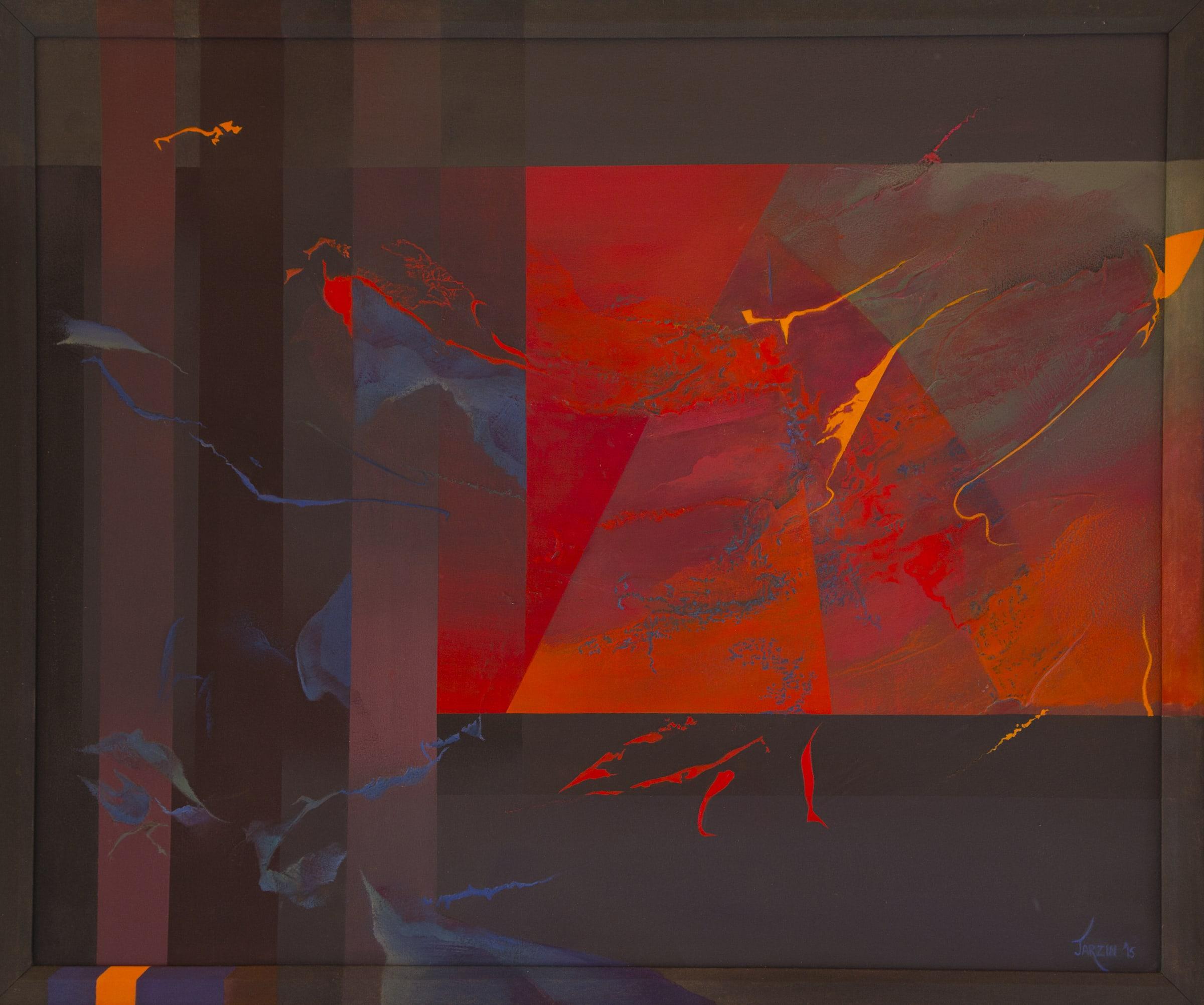 <span class=&#34;link fancybox-details-link&#34;><a href=&#34;/artists/44-sheila-jarzin/works/1009-sheila-jarzin-fragmentation-2015/&#34;>View Detail Page</a></span><div class=&#34;artist&#34;><strong>Sheila Jarzin</strong></div> <div class=&#34;title&#34;><em>Fragmentation</em>, 2015</div> <div class=&#34;medium&#34;>Oil on Canvas</div> <div class=&#34;dimensions&#34;>81cm x 96cm</div><div class=&#34;price&#34;>R11,200.00</div>