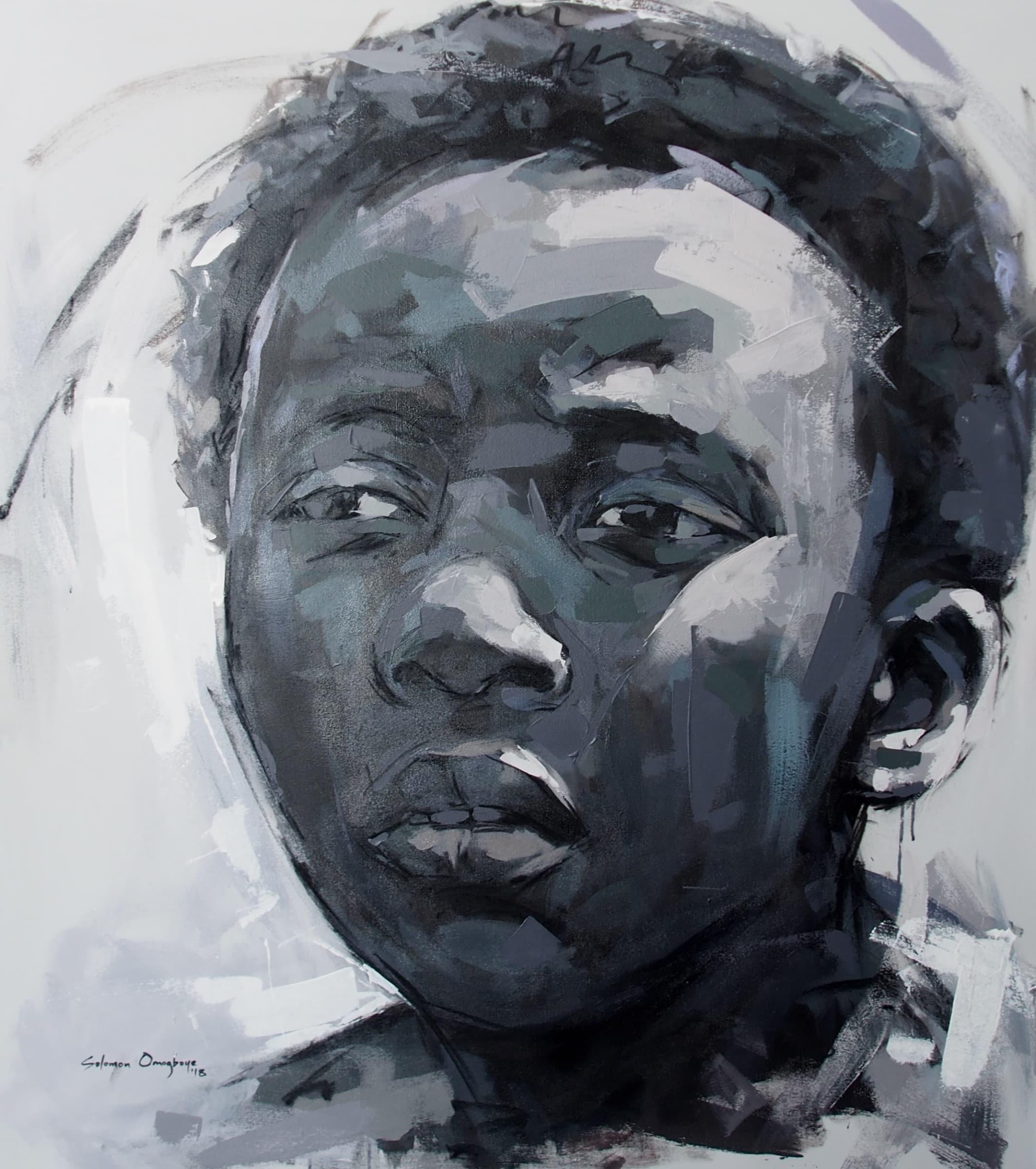 <span class=&#34;link fancybox-details-link&#34;><a href=&#34;/artworks/categories/121/2005-solomon-omogboye-beyond-the-gaze-2018/&#34;>View Detail Page</a></span><div class=&#34;artist&#34;><strong>Solomon Omogboye</strong></div> <div class=&#34;title&#34;><em>Beyond The Gaze</em>, 2018</div> <div class=&#34;medium&#34;>Acrylic On Canvas</div> <div class=&#34;dimensions&#34;>132cm x 143.7cm (153cm x 164.8cm framed)</div><div class=&#34;price&#34;>R38,000.00</div>
