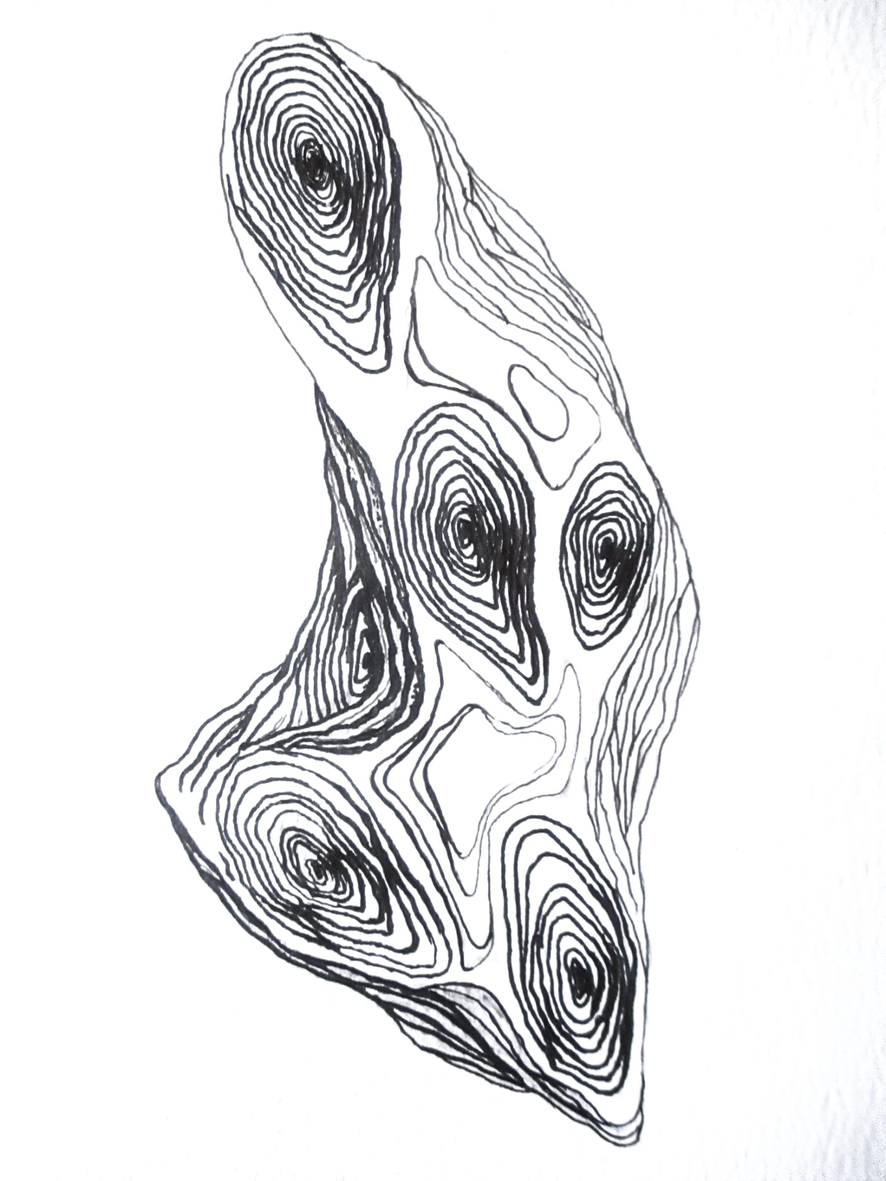 <span class=&#34;link fancybox-details-link&#34;><a href=&#34;/content/viewing-room/54/artworks2307/&#34;>View Detail Page</a></span><div class=&#34;medium&#34;>Ink On Watercolour Paper</div> <div class=&#34;dimensions&#34;>21cm x 14.8cm</div>