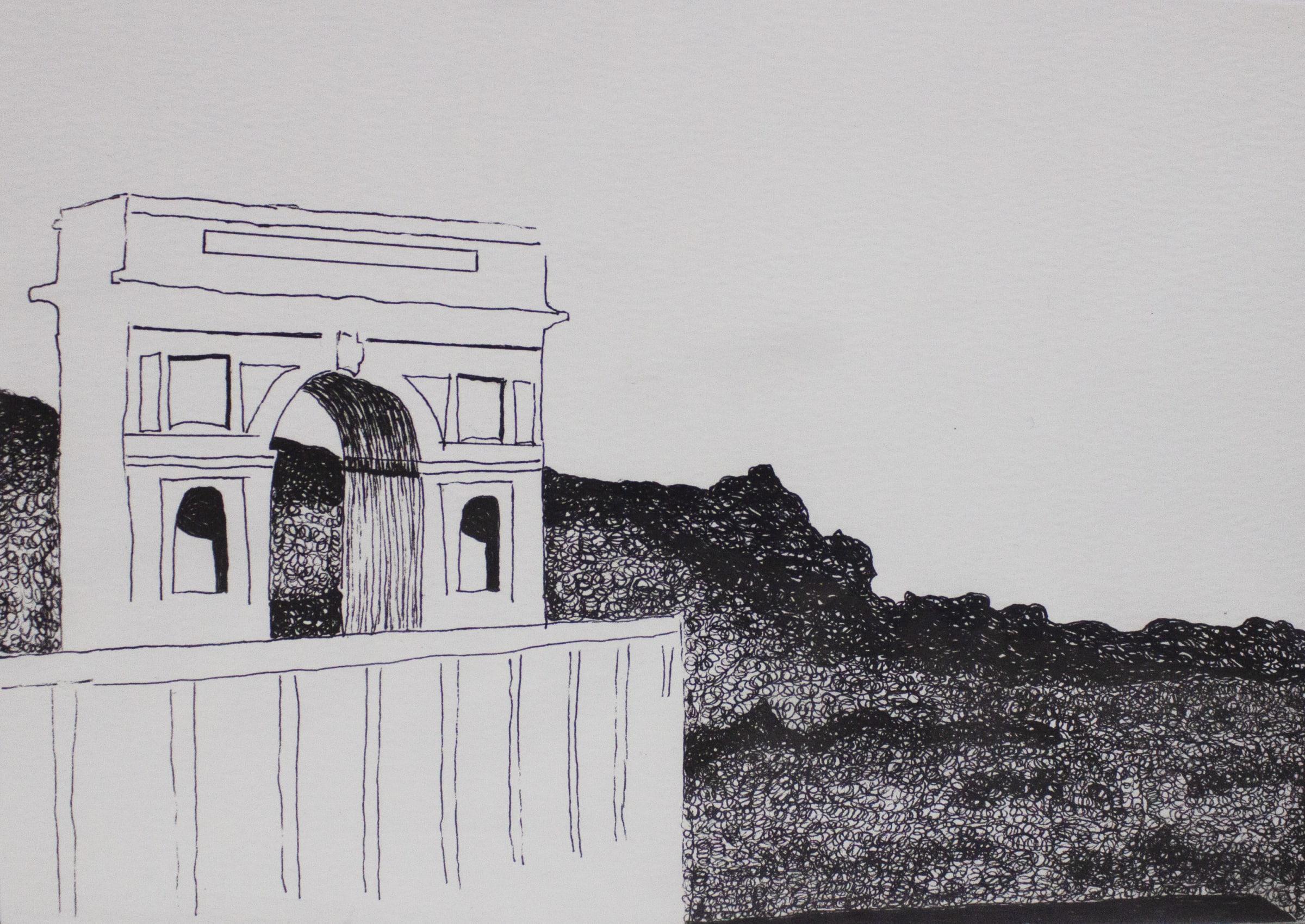 <span class=&#34;link fancybox-details-link&#34;><a href=&#34;/content/viewing-room/50/artworks2563/&#34;>View Detail Page</a></span><div class=&#34;medium&#34;>Ink On Watercolour Paper</div> <div class=&#34;dimensions&#34;>14.8cm x 21cm</div>