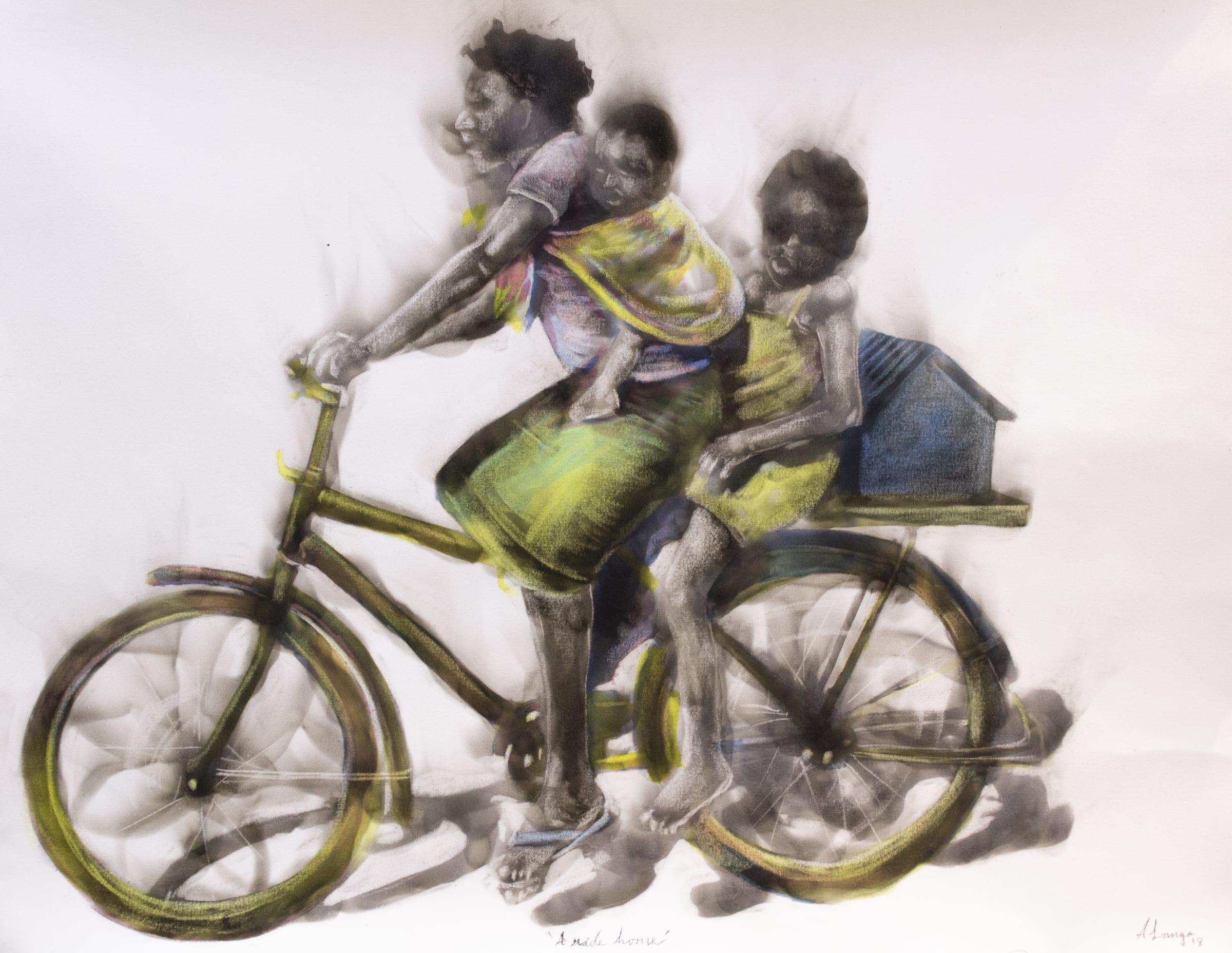 <span class=&#34;link fancybox-details-link&#34;><a href=&#34;/artists/54-azael-langa/works/2113-azael-langa-a-ride-home-2018/&#34;>View Detail Page</a></span><div class=&#34;artist&#34;><strong>Azael Langa</strong></div> <div class=&#34;title&#34;><em>A Ride Home</em>, 2018</div> <div class=&#34;medium&#34;>Smoke And Ink  On Canvas</div> <div class=&#34;dimensions&#34;>80cm x 101cm (97cm x 118cm framed)</div>