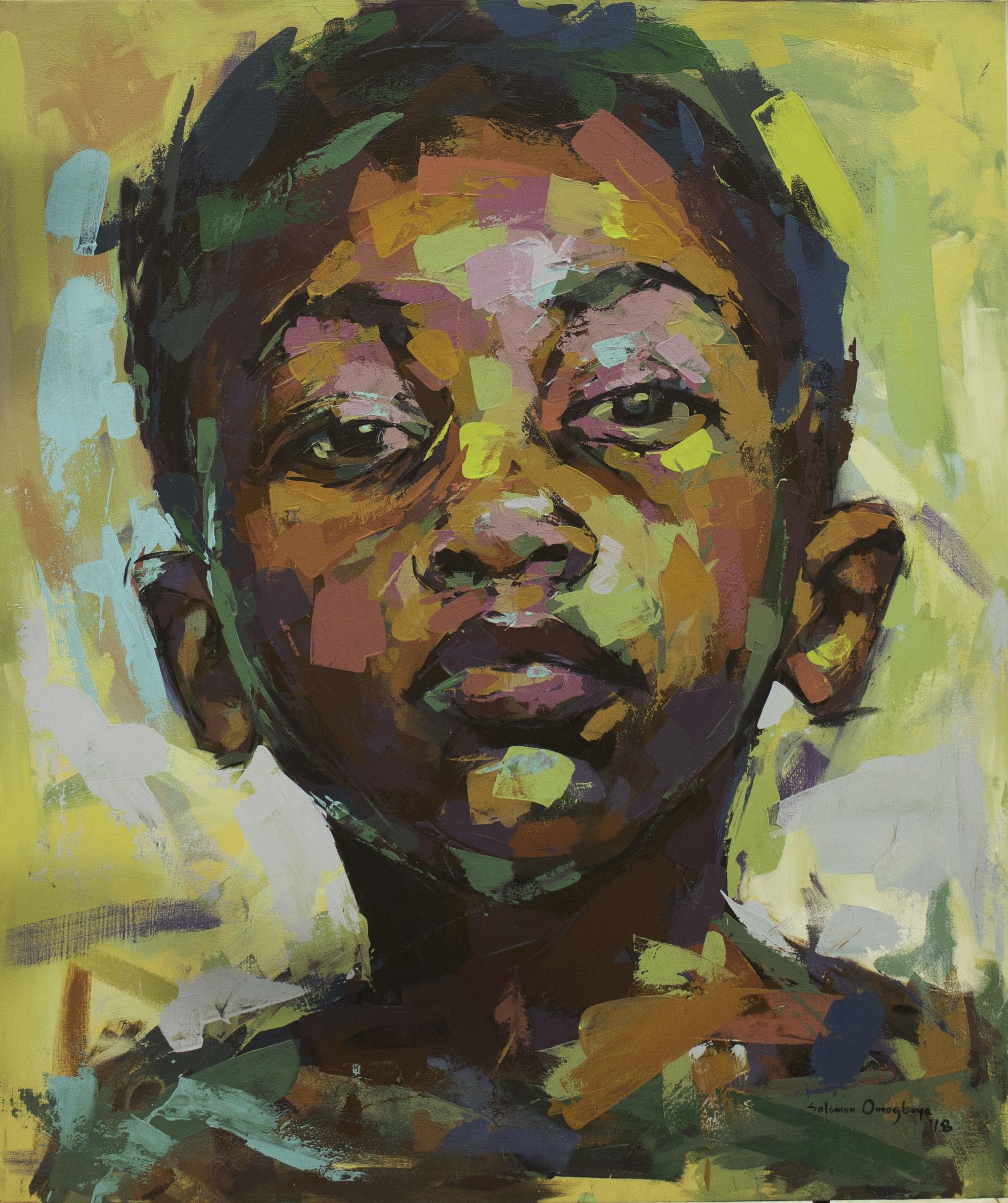 <span class=&#34;link fancybox-details-link&#34;><a href=&#34;/artworks/293-solomon-omogboye-purity-2018/&#34;>View Detail Page</a></span><div class=&#34;artist&#34;><strong>Solomon Omogboye</strong></div> <div class=&#34;title&#34;><em>Purity</em>, 2018</div> <div class=&#34;medium&#34;>Acrylic On Canvas</div> <div class=&#34;dimensions&#34;>101cm x 119.3cm</div><div class=&#34;price&#34;>R23,000.00</div>