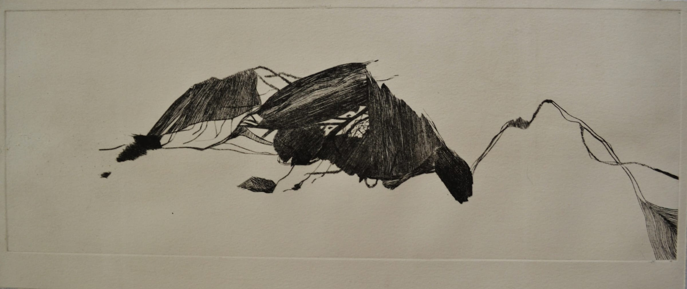 <span class=&#34;link fancybox-details-link&#34;><a href=&#34;/artists/51-kyra-pape/works/3220-kyra-pape-untitled-drypoint-2015/&#34;>View Detail Page</a></span><div class=&#34;artist&#34;><strong>Kyra Pape</strong></div> <div class=&#34;title&#34;><em>Untitled - Drypoint</em>, 2015</div> <div class=&#34;medium&#34;>Drypoint</div> <div class=&#34;dimensions&#34;>26.7cm x 61.3cm </div><div class=&#34;price&#34;>R2,850.00</div>