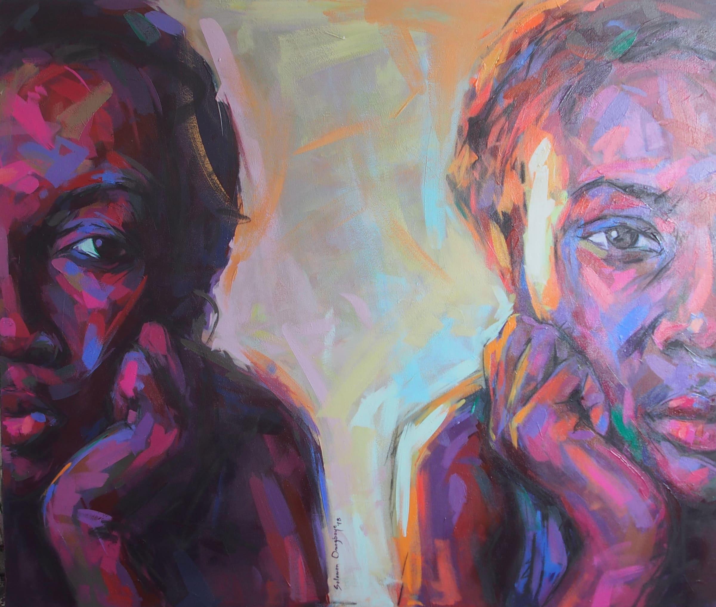 <span class=&#34;link fancybox-details-link&#34;><a href=&#34;/artists/39-solomon-omogboye/works/2014-solomon-omogboye-wena-wena-2018/&#34;>View Detail Page</a></span><div class=&#34;artist&#34;><strong>Solomon Omogboye</strong></div> <div class=&#34;title&#34;><em>Wena Wena</em>, 2018</div> <div class=&#34;medium&#34;>Acrylic On Canvas</div> <div class=&#34;dimensions&#34;>130cm x 110cm</div><div class=&#34;price&#34;>R28,600.00</div>