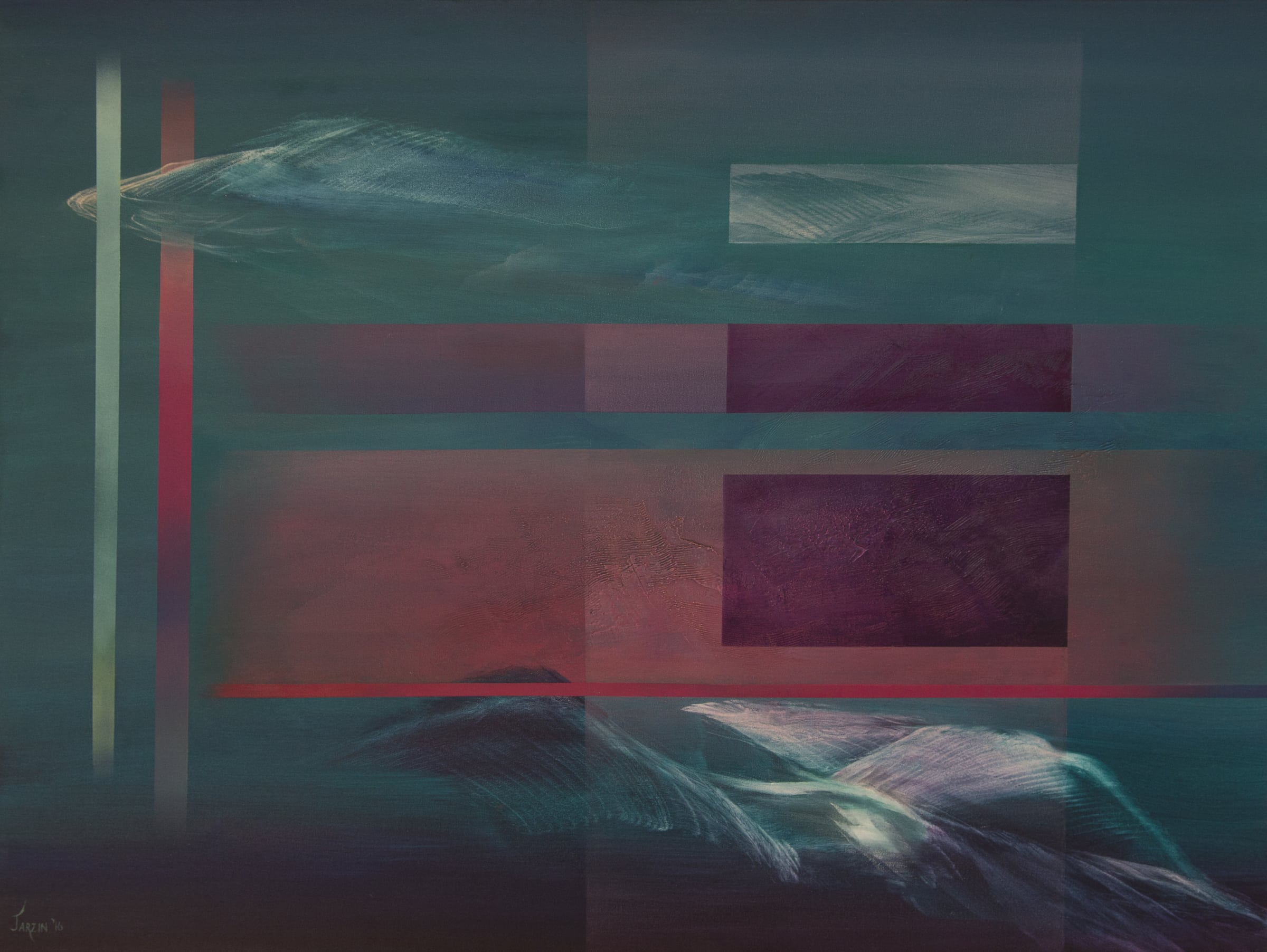 <span class=&#34;link fancybox-details-link&#34;><a href=&#34;/artists/44-sheila-jarzin/works/1018-sheila-jarzin-seascape-3-2016/&#34;>View Detail Page</a></span><div class=&#34;artist&#34;><strong>Sheila Jarzin</strong></div> <div class=&#34;title&#34;><em>Seascape 3</em>, 2016</div> <div class=&#34;medium&#34;>Oil on Canvas</div> <div class=&#34;dimensions&#34;>76cm x 102cm</div><div class=&#34;price&#34;>R11,200.00</div>