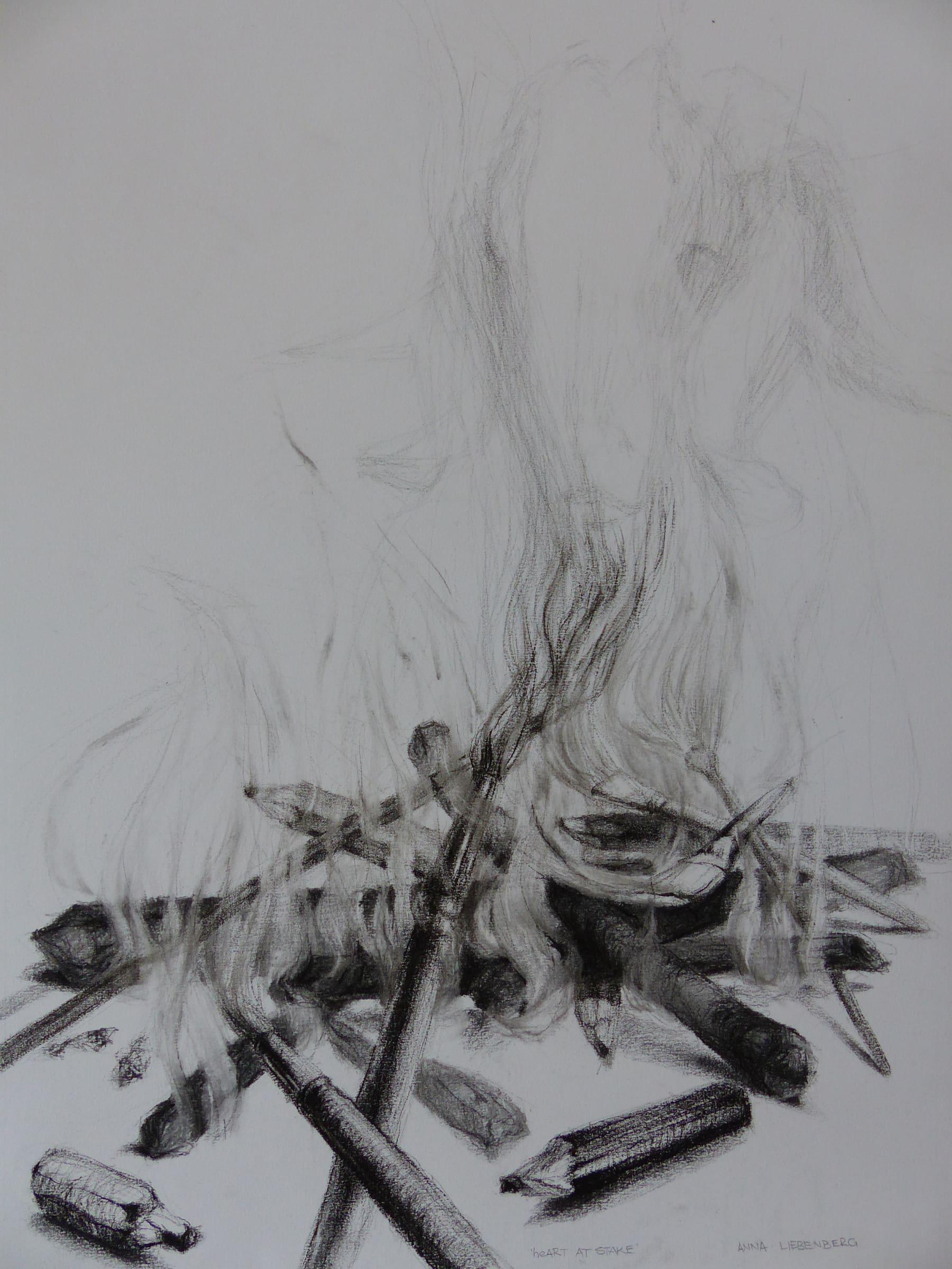 <span class=&#34;link fancybox-details-link&#34;><a href=&#34;/artworks/992-anna-liebenberg-heart-stake-2016/&#34;>View Detail Page</a></span><div class=&#34;artist&#34;><strong>Anna Liebenberg</strong></div> <div class=&#34;title&#34;><em>Heart@Stake</em>, 2016</div> <div class=&#34;medium&#34;>Charcoal On Fabriano</div> <div class=&#34;dimensions&#34;>59cm x 42cm</div><div class=&#34;price&#34;>R3,850.00</div>