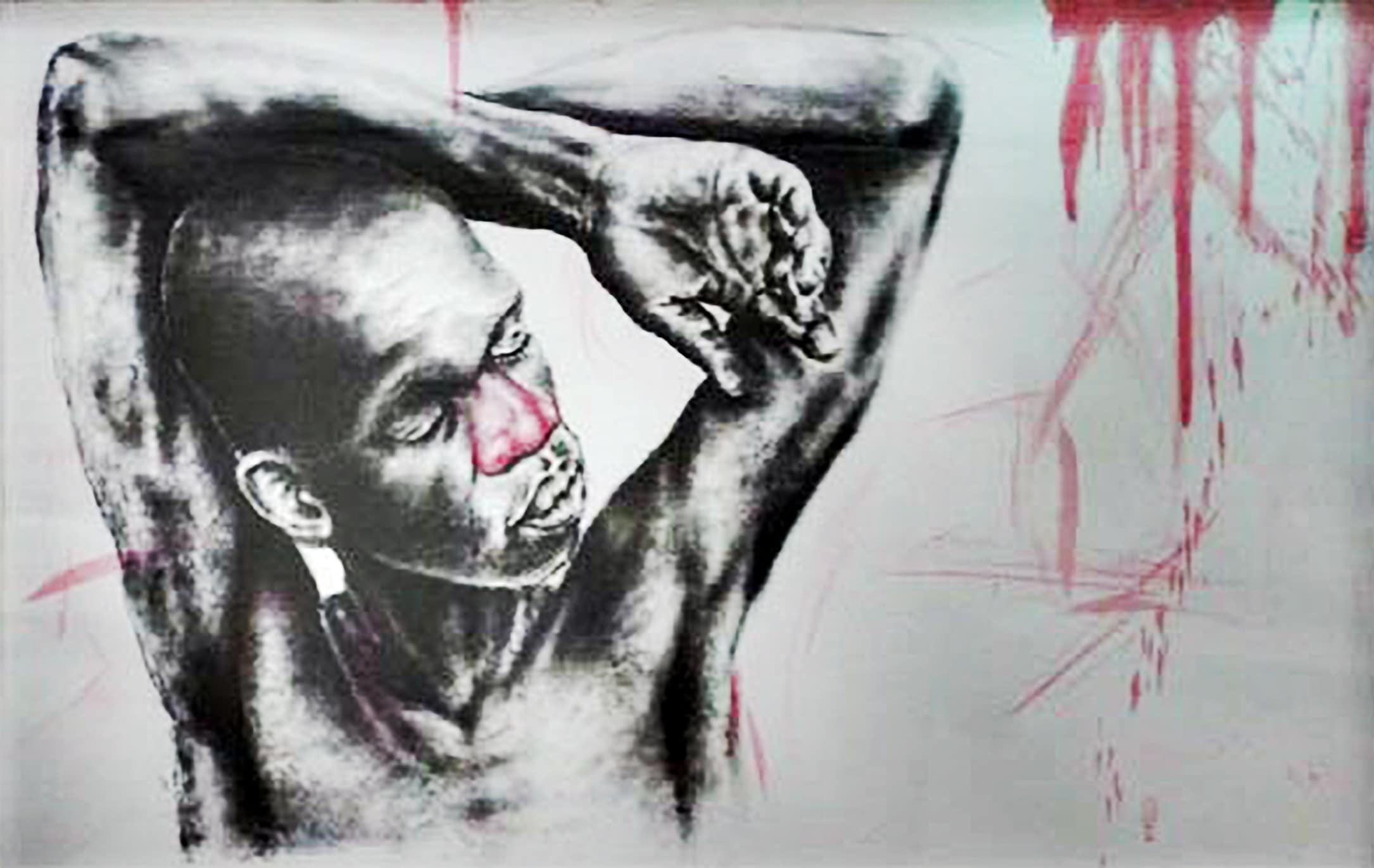 <span class=&#34;link fancybox-details-link&#34;><a href=&#34;/artworks/categories/121/3154-mlamuli-mkhwanazi-isithunywa-sendlozi-2015/&#34;>View Detail Page</a></span><div class=&#34;artist&#34;><strong>Mlamuli Mkhwanazi</strong></div> <div class=&#34;title&#34;><em>Isithunywa Sendlozi</em>, 2015</div> <div class=&#34;medium&#34;>Charcoal & Ink On Paper</div> <div class=&#34;dimensions&#34;>83cm x 121cm</div><div class=&#34;price&#34;>R11,800.00</div>