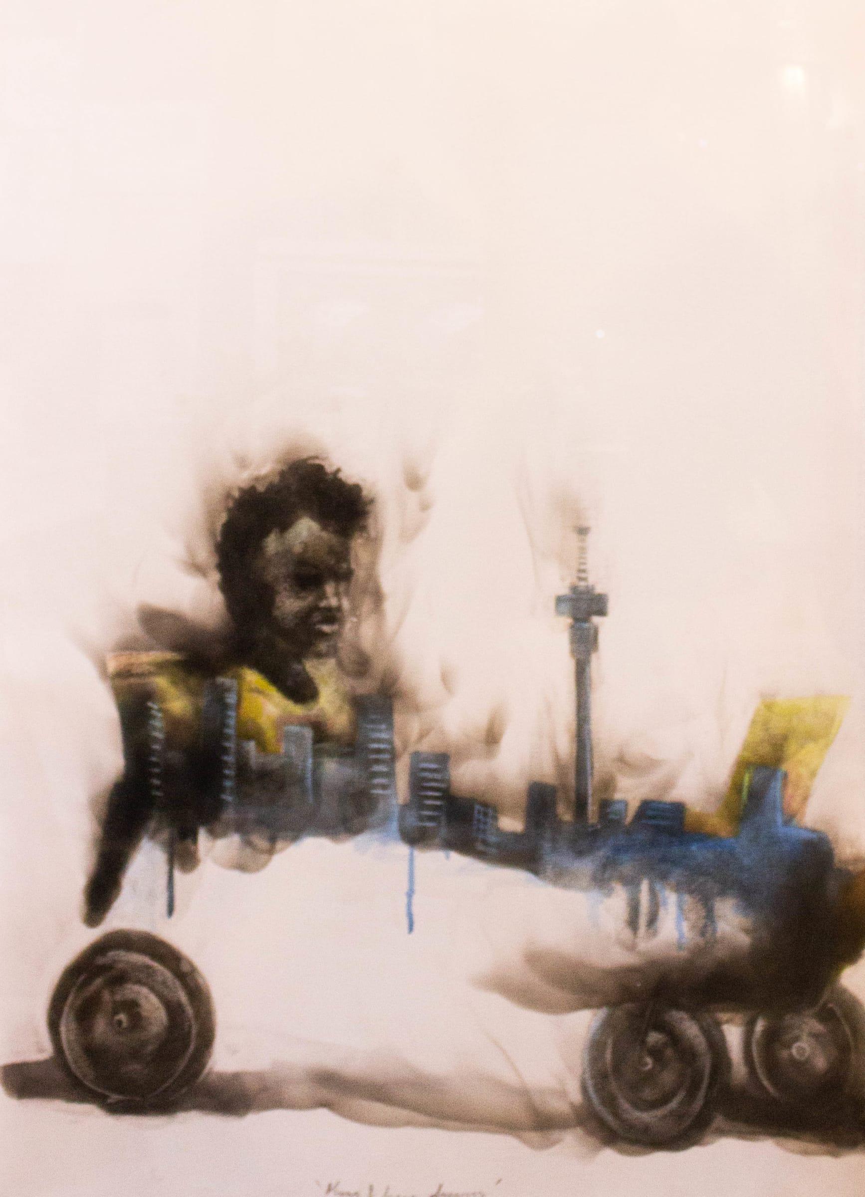 <span class=&#34;link fancybox-details-link&#34;><a href=&#34;/artists/54-azael-langa/works/2140-azael-langa-mum-i-have-dreams-2018/&#34;>View Detail Page</a></span><div class=&#34;artist&#34;><strong>Azael Langa</strong></div> <div class=&#34;title&#34;><em>Mum I Have Dreams</em>, 2018</div> <div class=&#34;medium&#34;>Smoke And Ink  On Canvas</div> <div class=&#34;dimensions&#34;>120cm x 79cm (138cm x 96cm framed)</div><div class=&#34;price&#34;>R24,800.00</div>