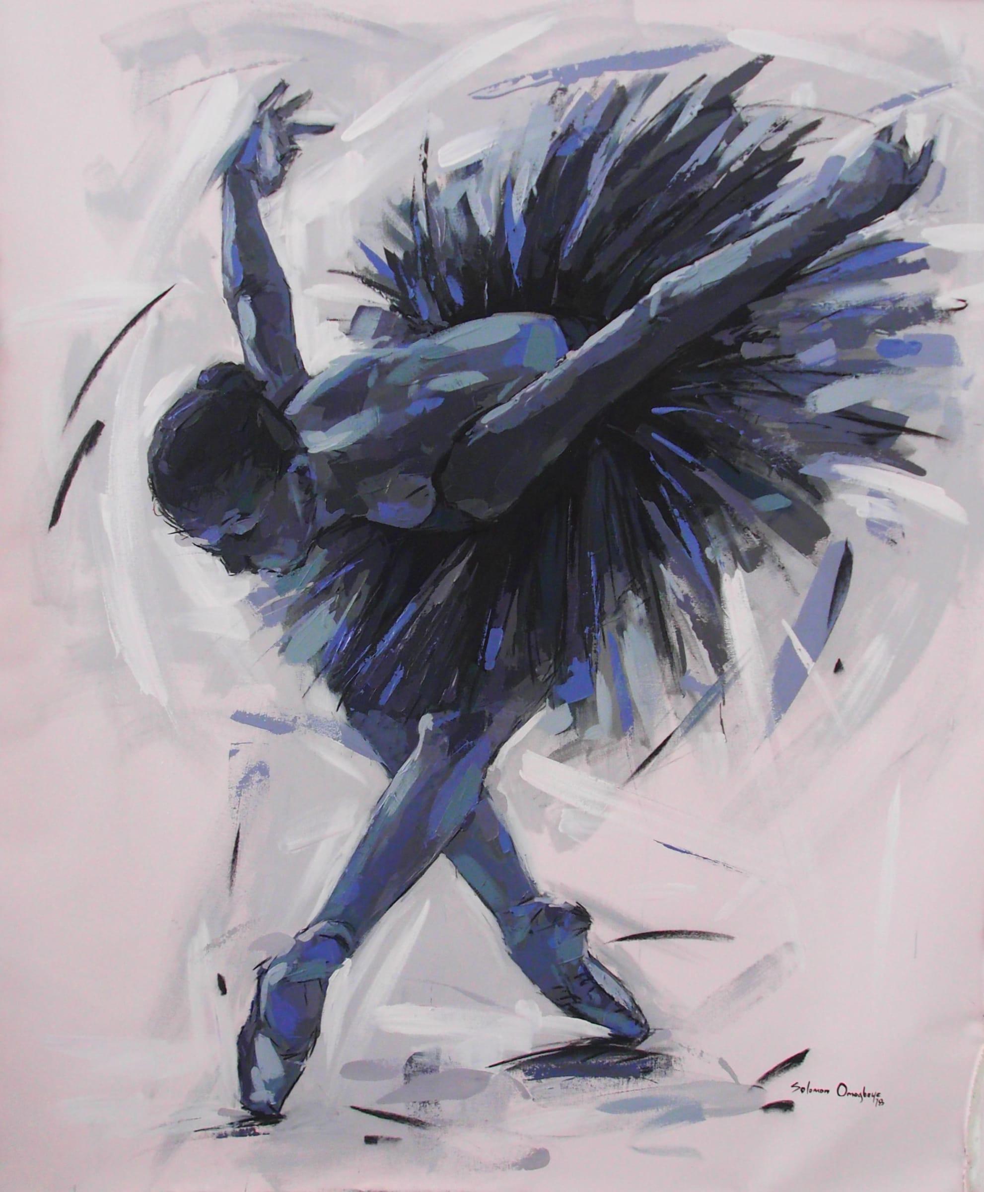 <span class=&#34;link fancybox-details-link&#34;><a href=&#34;/artists/39-solomon-omogboye/works/2022-solomon-omogboye-ballerina-2018/&#34;>View Detail Page</a></span><div class=&#34;artist&#34;><strong>Solomon Omogboye</strong></div> <div class=&#34;title&#34;><em>Ballerina</em>, 2018</div> <div class=&#34;medium&#34;>Acrylic On Canvas</div> <div class=&#34;dimensions&#34;>138.5cm x 163cm (159.6cm x 183.9cm framed)</div>