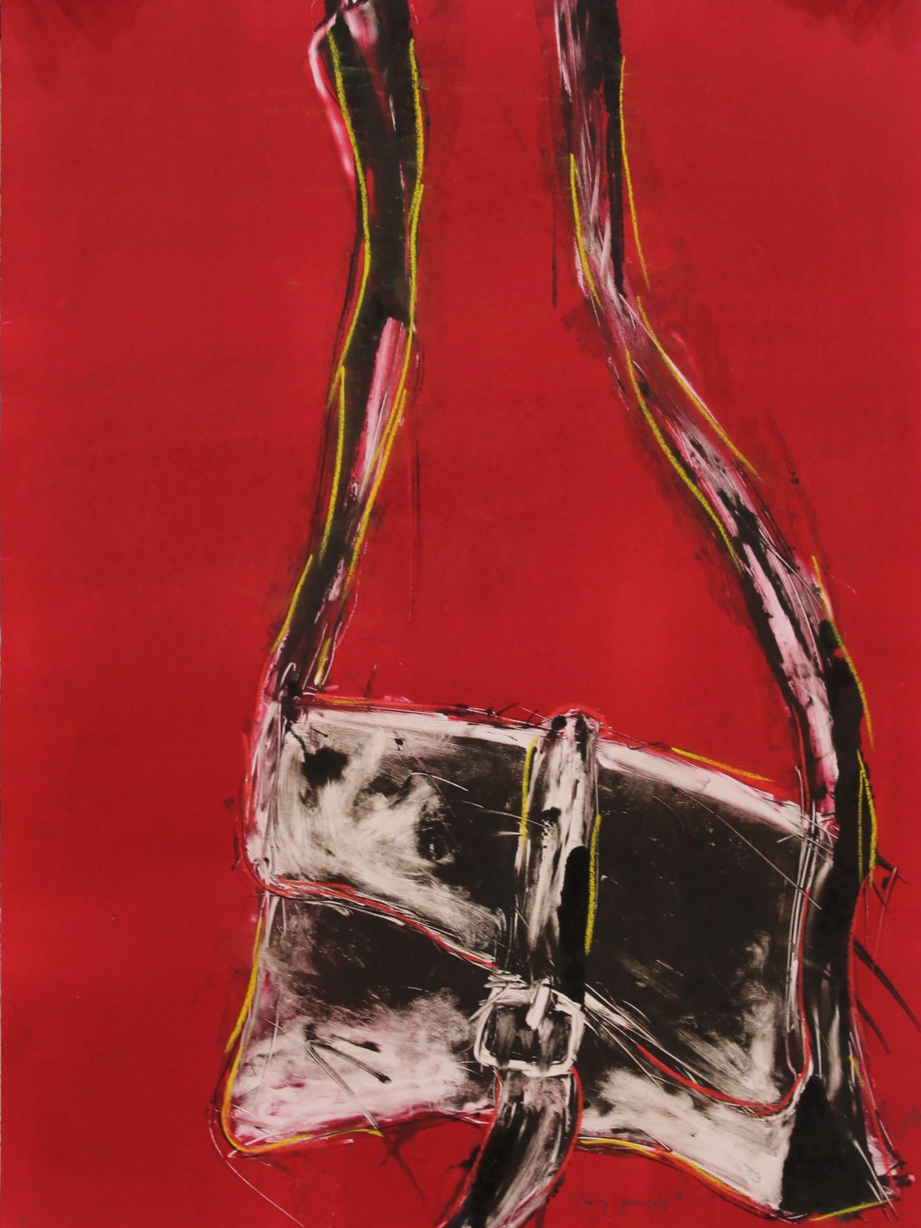 <span class=&#34;link fancybox-details-link&#34;><a href=&#34;/artists/63-senzo-shabangu/works/1038-senzo-shabangu-carry-yourself-2016/&#34;>View Detail Page</a></span><div class=&#34;artist&#34;><strong>Senzo Shabangu</strong></div> <div class=&#34;title&#34;><em>Carry Yourself</em>, 2016</div> <div class=&#34;medium&#34;>Monotype And Soft Pastel On Fabriano</div> <div class=&#34;dimensions&#34;>76cm x 56cm (95cm x 75cm framed)</div><div class=&#34;price&#34;>R21,840.00</div>