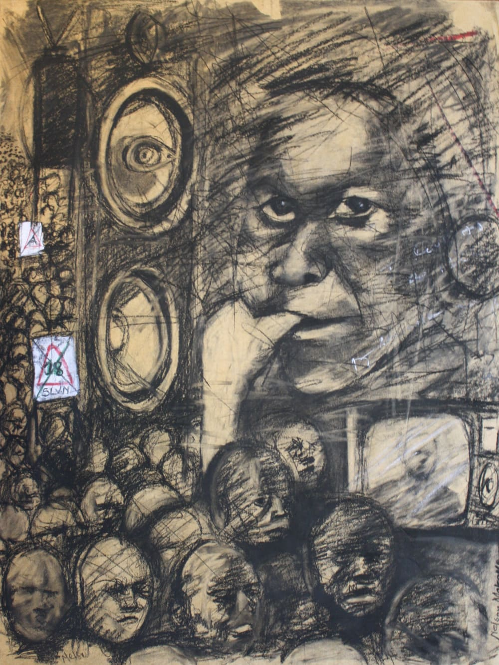 <span class=&#34;link fancybox-details-link&#34;><a href=&#34;/artworks/categories/110/3253-nelson-makamo-untitled-2006/&#34;>View Detail Page</a></span><div class=&#34;artist&#34;><strong>Nelson Makamo</strong></div> <div class=&#34;title&#34;>Untitled, 2006</div> <div class=&#34;medium&#34;>Charcoal & Chalk Pastel On Brown Paper</div> <div class=&#34;dimensions&#34;>70cm x 54cm framed</div><div class=&#34;price&#34;>R100,000.00</div>