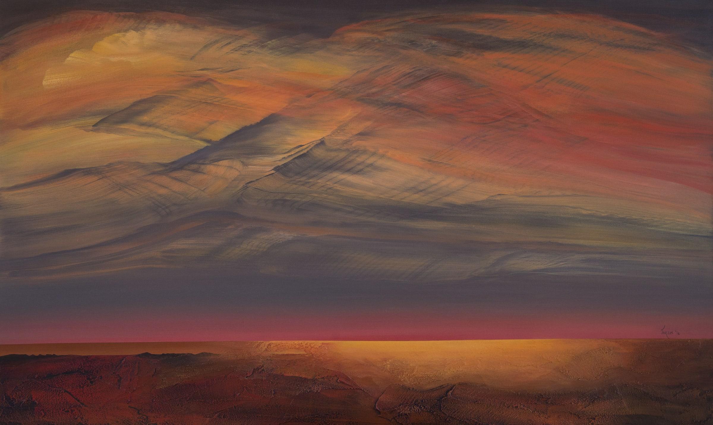 <span class=&#34;link fancybox-details-link&#34;><a href=&#34;/artworks/1014-sheila-jarzin-landscape-2014/&#34;>View Detail Page</a></span><div class=&#34;artist&#34;><strong>Sheila Jarzin</strong></div> <div class=&#34;title&#34;><em>Landscape</em>, 2014</div> <div class=&#34;medium&#34;>Oil on Canvas</div> <div class=&#34;dimensions&#34;>92cm x 152cm</div>