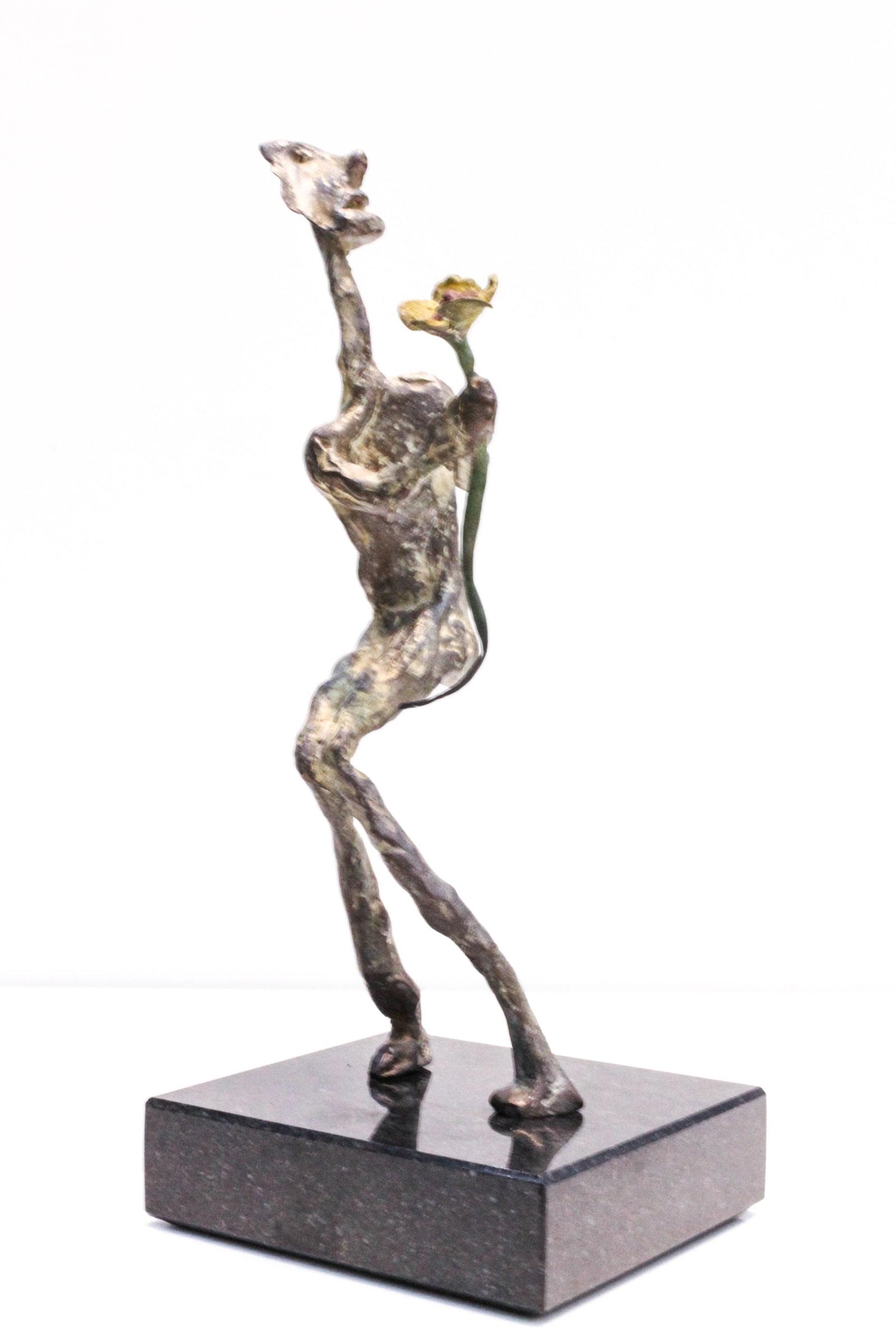 <span class=&#34;link fancybox-details-link&#34;><a href=&#34;/artists/82-jaco-kruger/works/1548-jaco-kruger-flower-seller/&#34;>View Detail Page</a></span><div class=&#34;artist&#34;><strong>Jaco Kruger</strong></div> <div class=&#34;title&#34;><em>Flower Seller</em></div> <div class=&#34;medium&#34;>Bronze Sculpture</div> <div class=&#34;dimensions&#34;>10cm x 10cm x 24.1cm</div> <div class=&#34;edition_details&#34;>4/8</div><div class=&#34;price&#34;>R7,600.00</div>