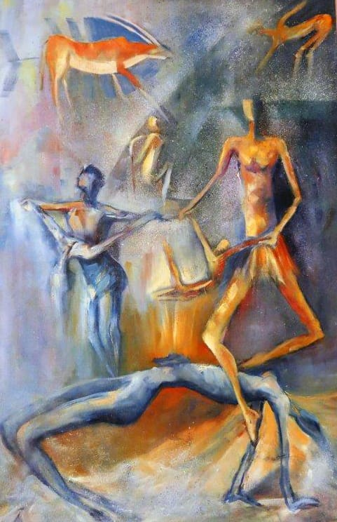 <span class=&#34;link fancybox-details-link&#34;><a href=&#34;/artists/40-stephanie-bester/works/1533-stephanie-bester-dance-of-life-2017/&#34;>View Detail Page</a></span><div class=&#34;artist&#34;><strong>Stephanie Bester</strong></div> <div class=&#34;title&#34;><em>Dance Of Life</em>, 2017</div> <div class=&#34;medium&#34;>Oil On Canvas</div> <div class=&#34;dimensions&#34;>91cm x 60cm</div><div class=&#34;price&#34;>R7,600.00</div>