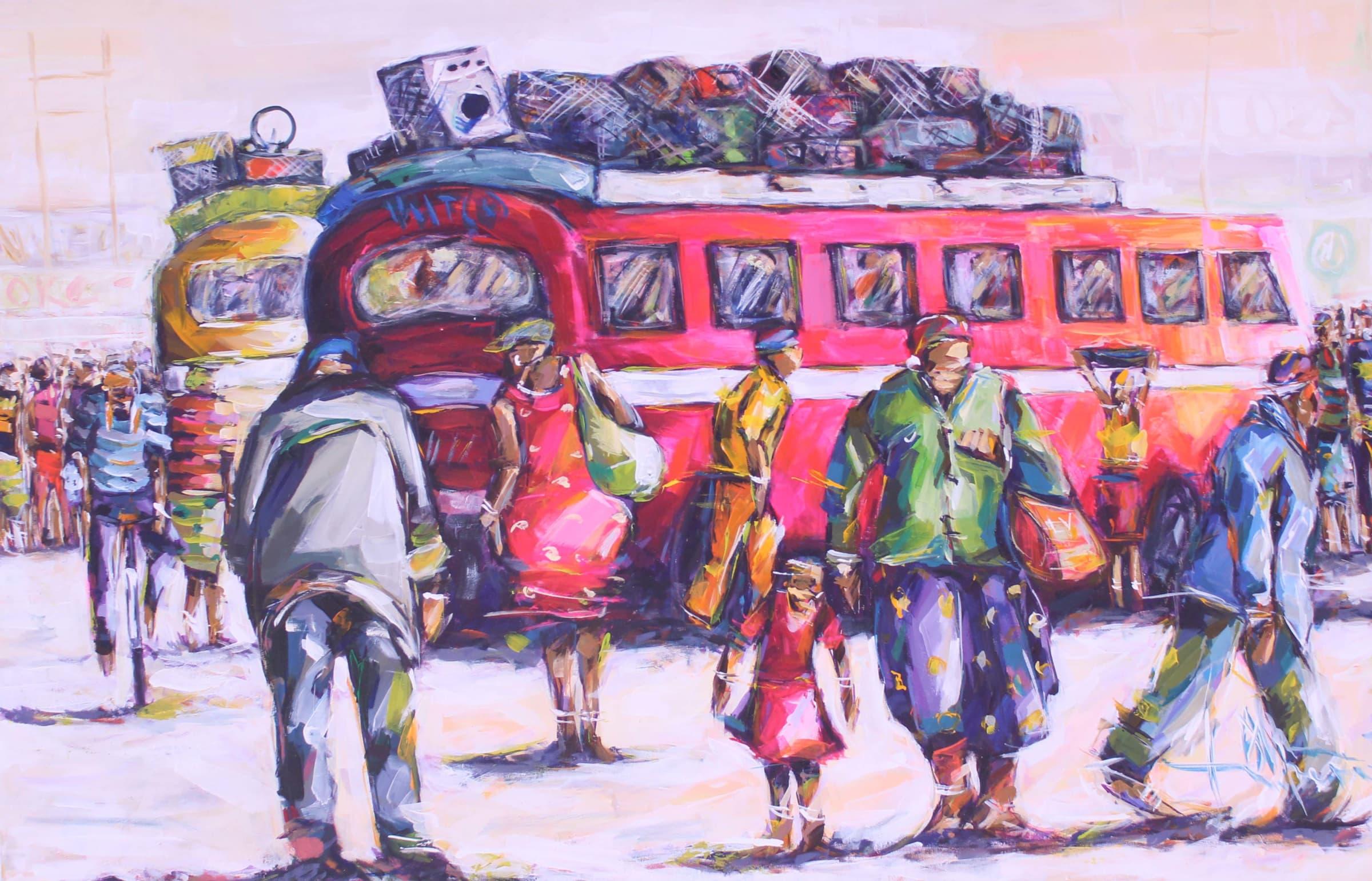 <span class=&#34;link fancybox-details-link&#34;><a href=&#34;/artworks/categories/121/990-allen-kupeta-pink-bus-2015/&#34;>View Detail Page</a></span><div class=&#34;artist&#34;><strong>Allen Kupeta</strong></div> <div class=&#34;title&#34;><em>Pink Bus </em>, 2015</div> <div class=&#34;medium&#34;>Acrylic on Canvas </div> <div class=&#34;dimensions&#34;>90cm x 140cm</div><div class=&#34;price&#34;>R15,000.00</div>