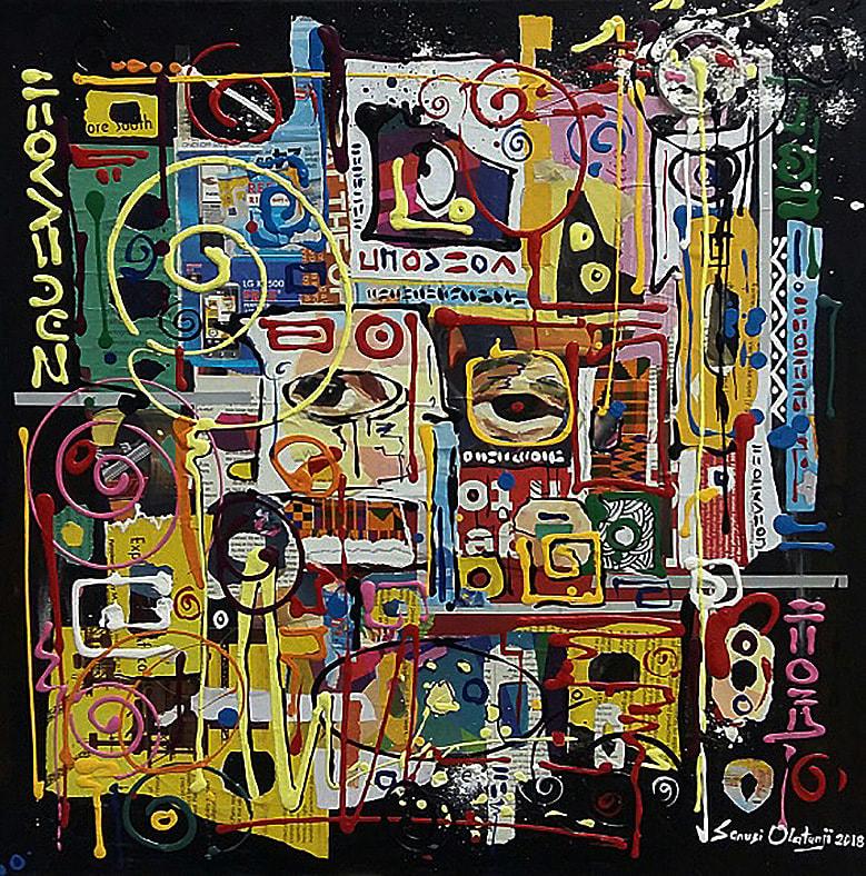 <span class=&#34;link fancybox-details-link&#34;><a href=&#34;/artists/36-olatunji-sanusi/works/1348-olatunji-sanusi-untitled-2018/&#34;>View Detail Page</a></span><div class=&#34;artist&#34;><strong>Olatunji Sanusi</strong></div> <div class=&#34;title&#34;>Untitled , 2018</div> <div class=&#34;medium&#34;>Mixed Media On Canvas </div> <div class=&#34;dimensions&#34;>60cm x 60cm</div><div class=&#34;price&#34;>R6,500.00</div>